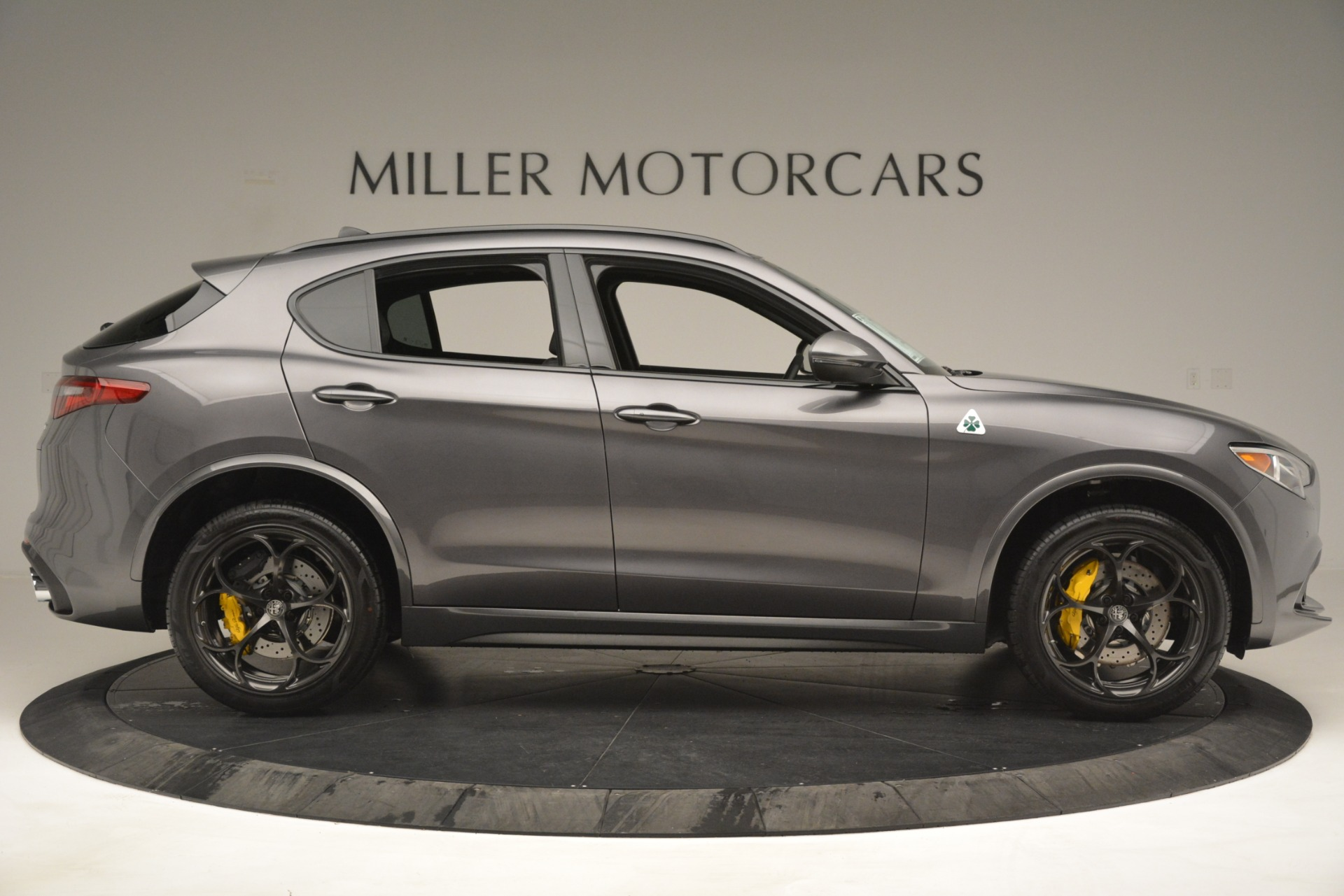 New 2019 Alfa Romeo Stelvio Quadrifoglio For Sale In Greenwich, CT. Alfa Romeo of Greenwich, L584 3038_p9