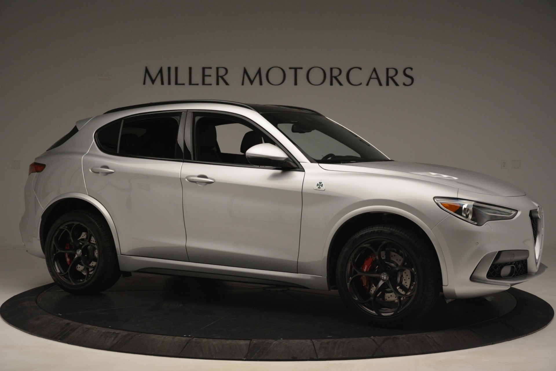 New 2019 Alfa Romeo Stelvio Quadrifoglio For Sale In Greenwich, CT. Alfa Romeo of Greenwich, L585 3039_p10