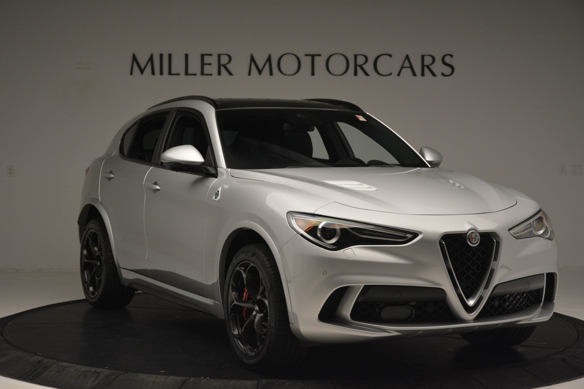 New 2019 Alfa Romeo Stelvio Quadrifoglio For Sale In Greenwich, CT. Alfa Romeo of Greenwich, L585 3039_p11