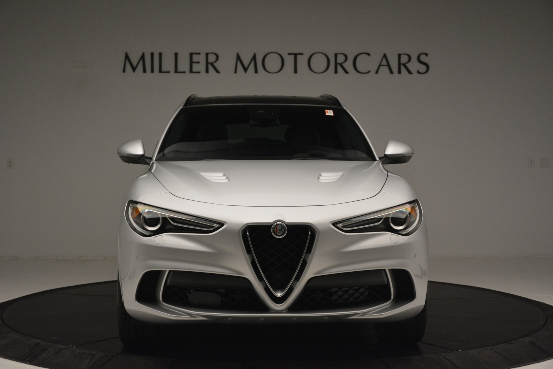 New 2019 Alfa Romeo Stelvio Quadrifoglio For Sale In Greenwich, CT. Alfa Romeo of Greenwich, L585 3039_p12