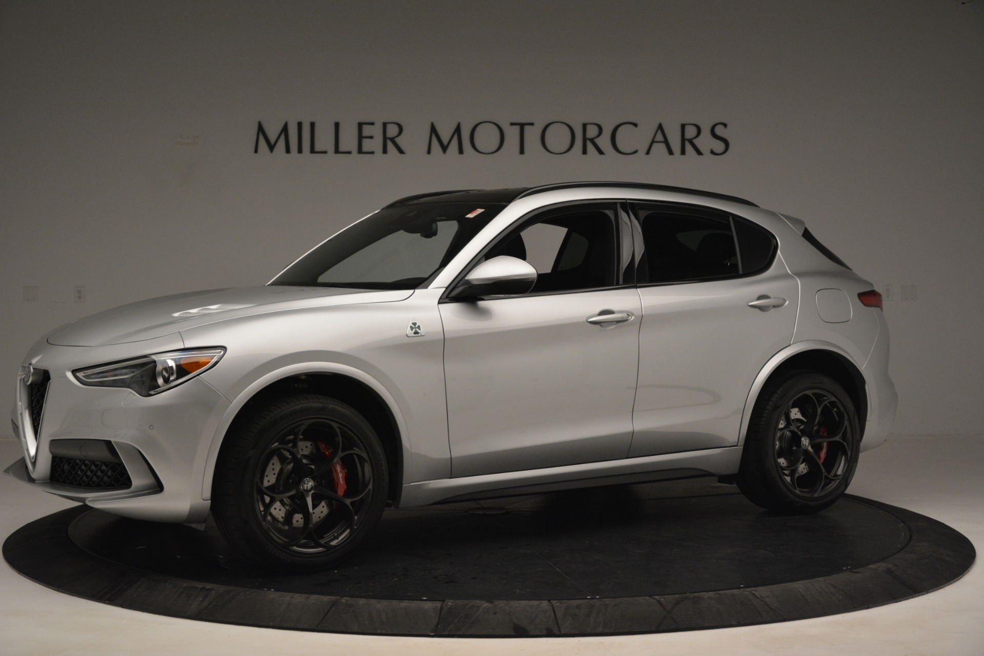 New 2019 Alfa Romeo Stelvio Quadrifoglio For Sale In Greenwich, CT. Alfa Romeo of Greenwich, L585 3039_p2