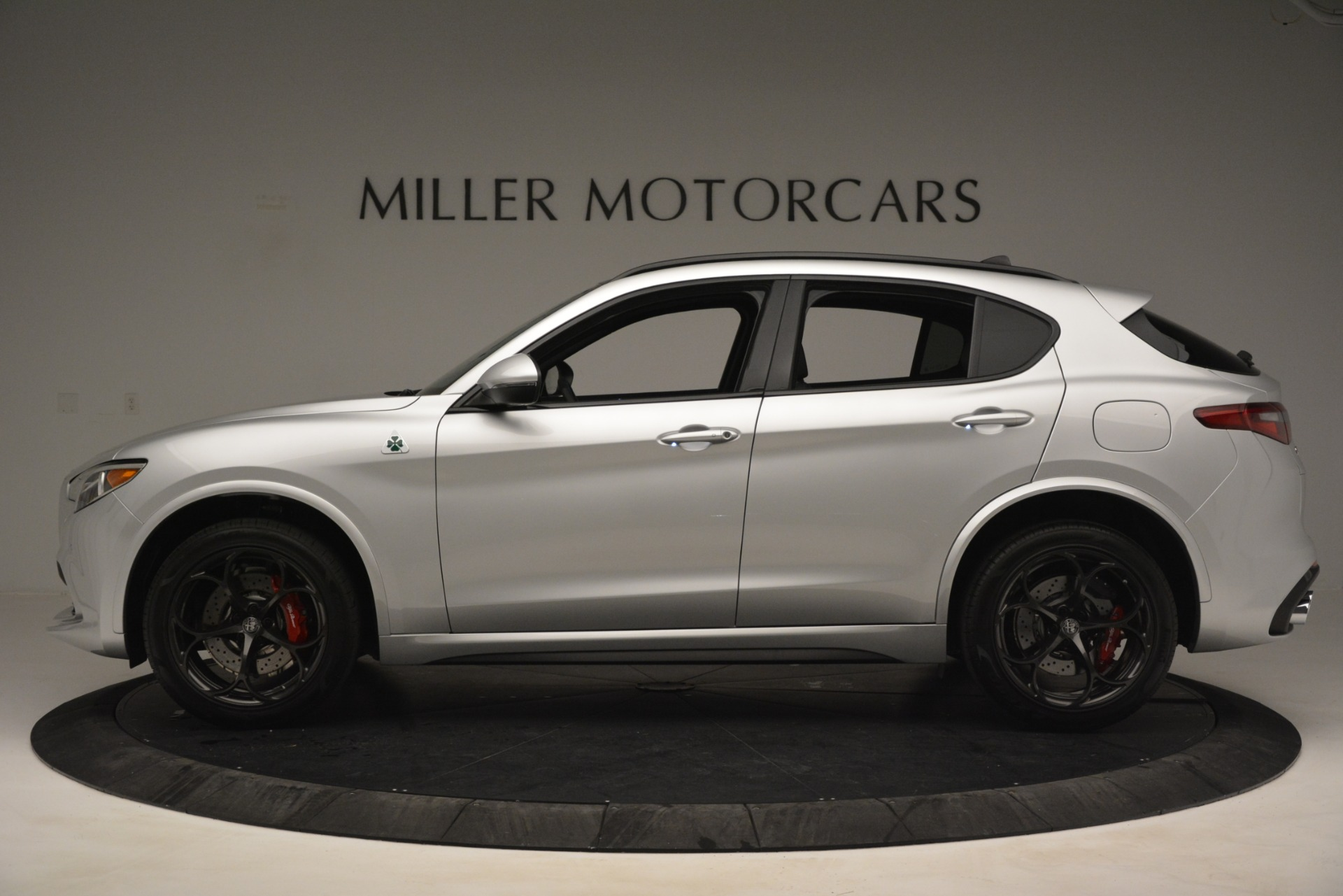 New 2019 Alfa Romeo Stelvio Quadrifoglio For Sale In Greenwich, CT. Alfa Romeo of Greenwich, L585 3039_p3