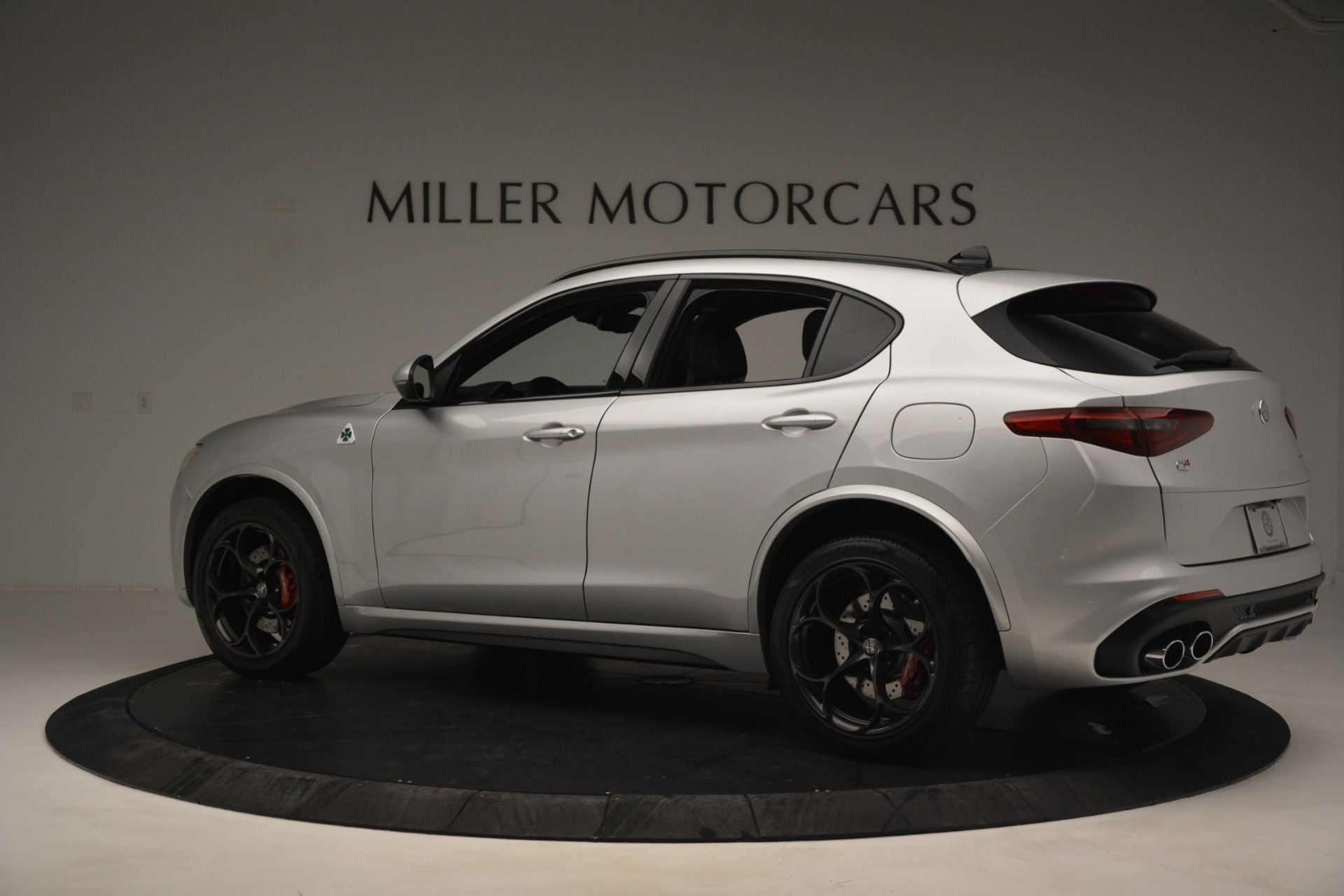 New 2019 Alfa Romeo Stelvio Quadrifoglio For Sale In Greenwich, CT. Alfa Romeo of Greenwich, L585 3039_p4