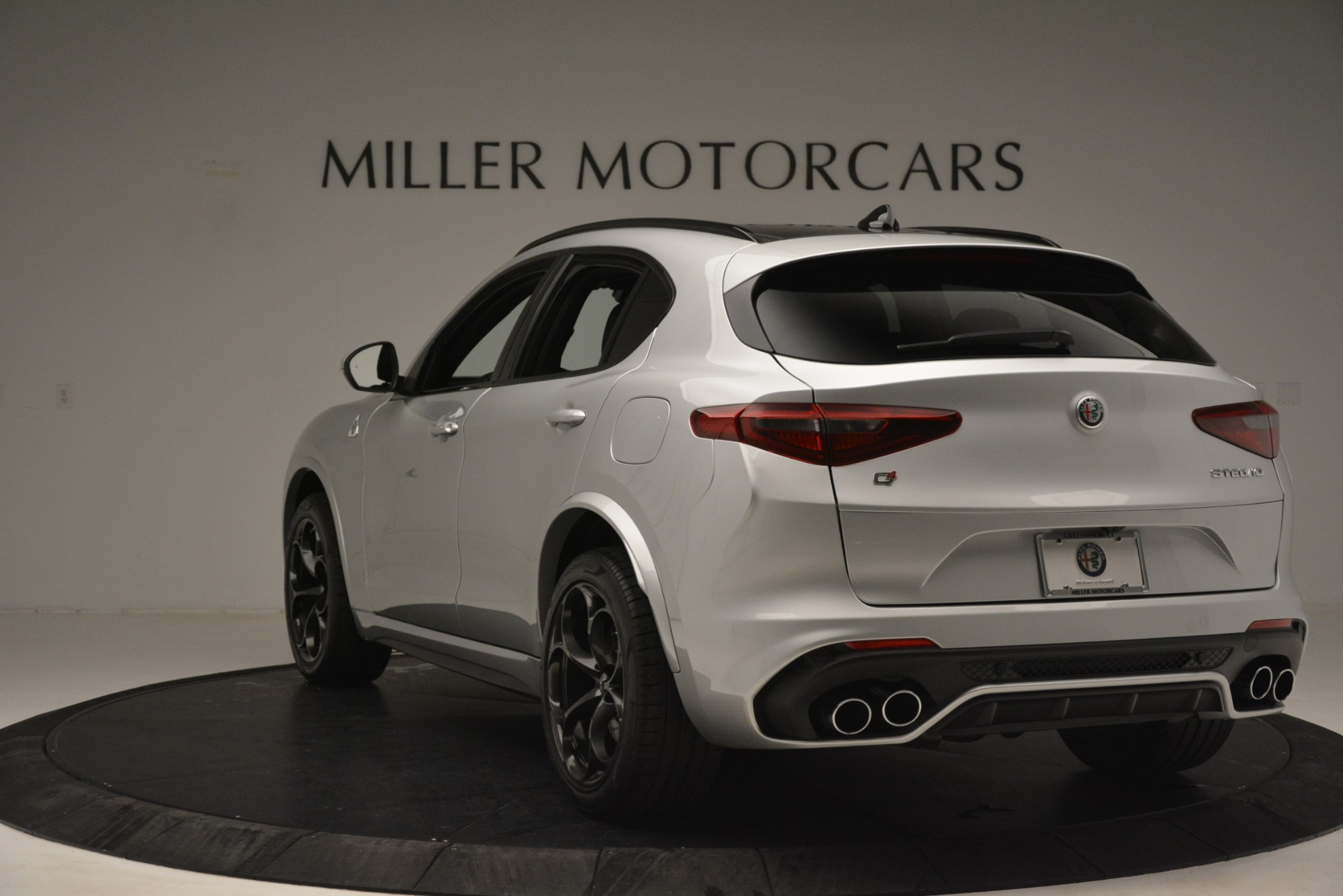New 2019 Alfa Romeo Stelvio Quadrifoglio For Sale In Greenwich, CT. Alfa Romeo of Greenwich, L585 3039_p5