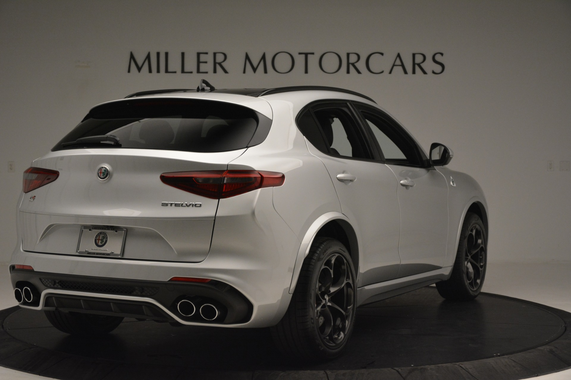 New 2019 Alfa Romeo Stelvio Quadrifoglio For Sale In Greenwich, CT. Alfa Romeo of Greenwich, L585 3039_p7
