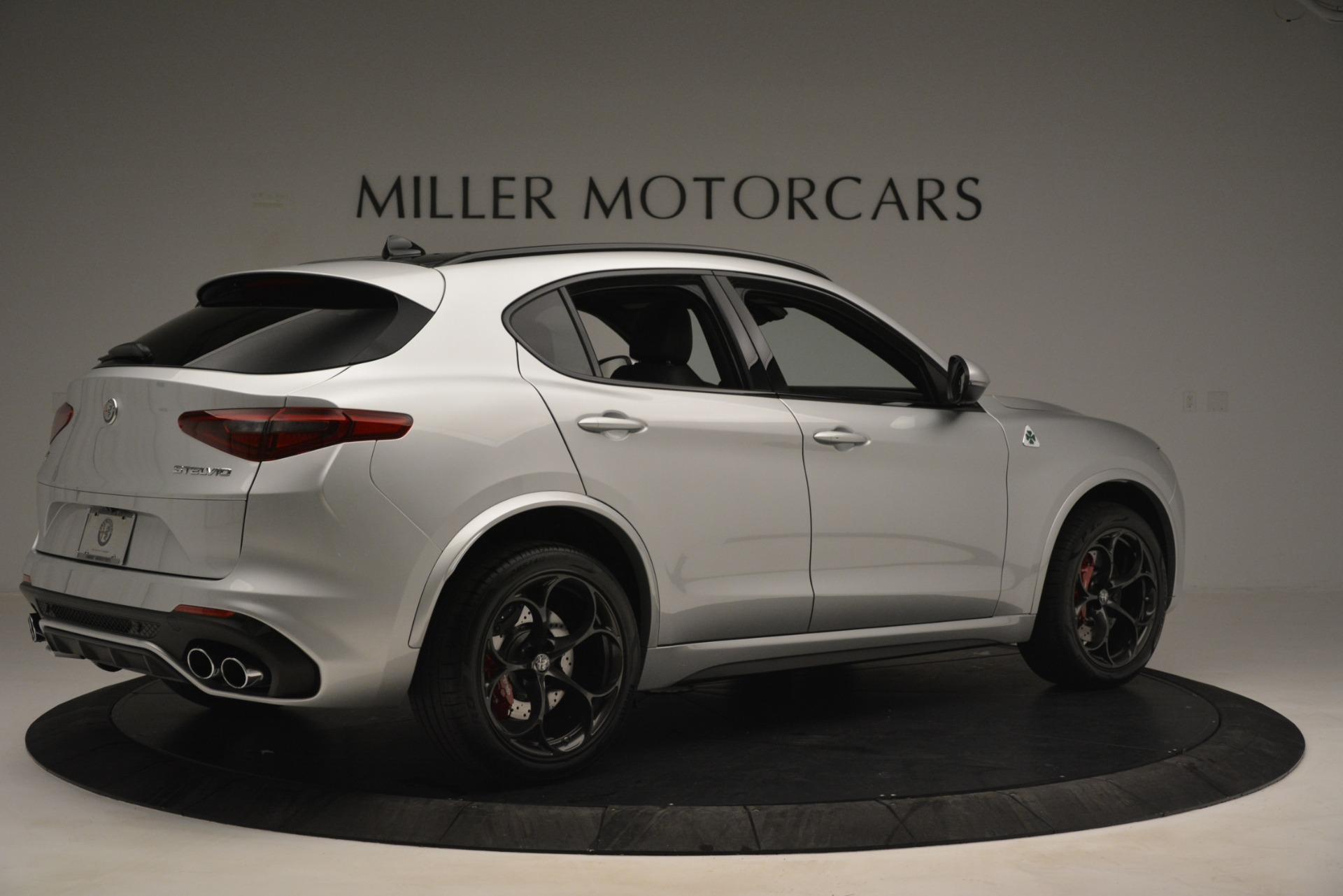 New 2019 Alfa Romeo Stelvio Quadrifoglio For Sale In Greenwich, CT. Alfa Romeo of Greenwich, L585 3039_p8