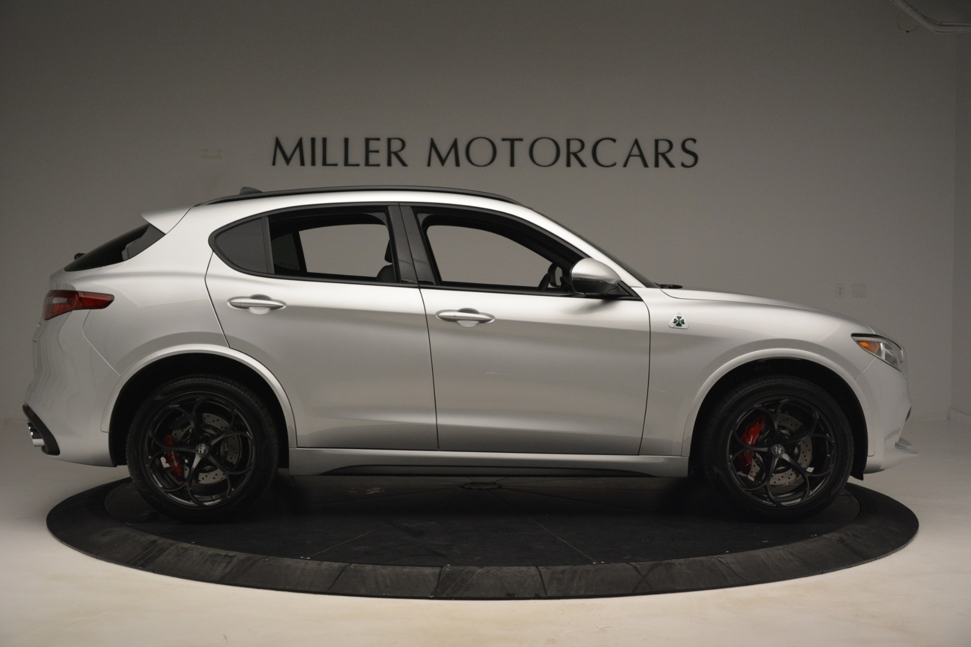 New 2019 Alfa Romeo Stelvio Quadrifoglio For Sale In Greenwich, CT. Alfa Romeo of Greenwich, L585 3039_p9