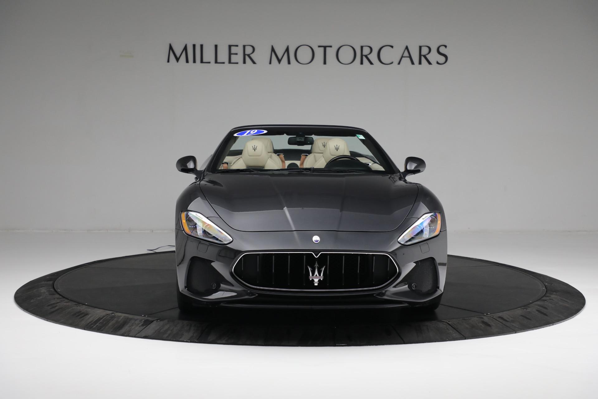 New 2019 Maserati GranTurismo Sport Convertible For Sale In Greenwich, CT. Alfa Romeo of Greenwich, M2280 3040_p12