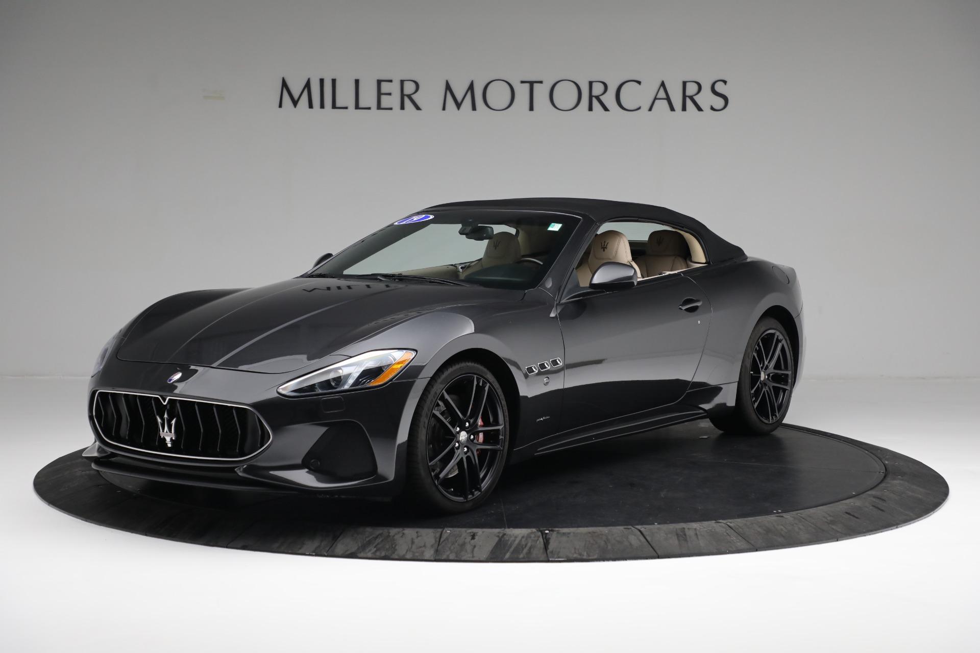 New 2019 Maserati GranTurismo Sport Convertible For Sale In Greenwich, CT. Alfa Romeo of Greenwich, M2280 3040_p13