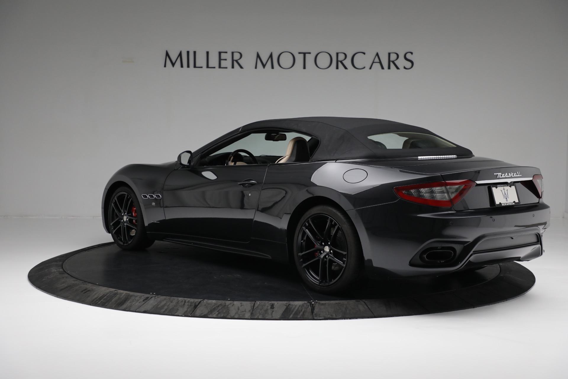 New 2019 Maserati GranTurismo Sport Convertible For Sale In Greenwich, CT. Alfa Romeo of Greenwich, M2280 3040_p15
