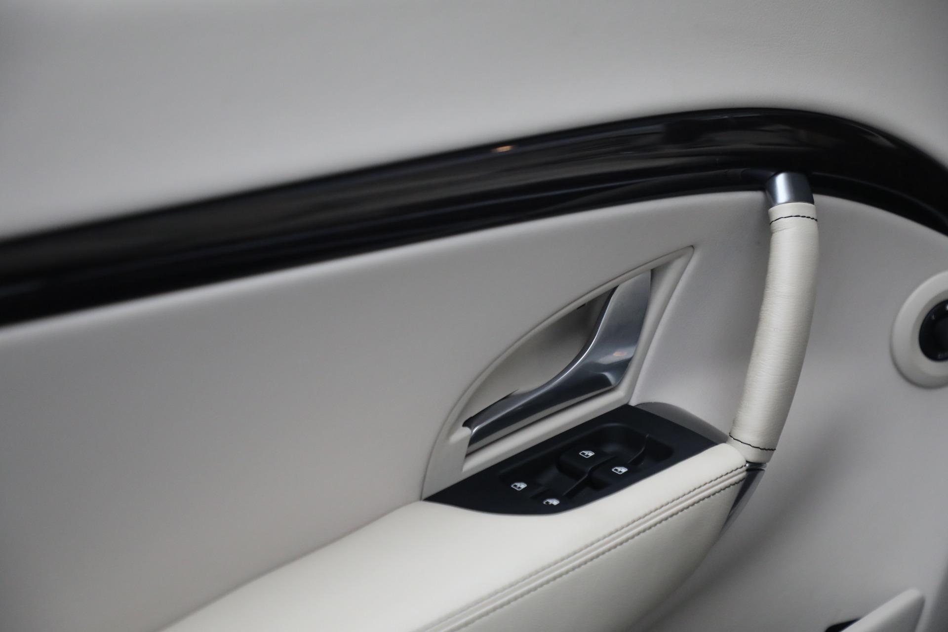 New 2019 Maserati GranTurismo Sport Convertible For Sale In Greenwich, CT. Alfa Romeo of Greenwich, M2280 3040_p28