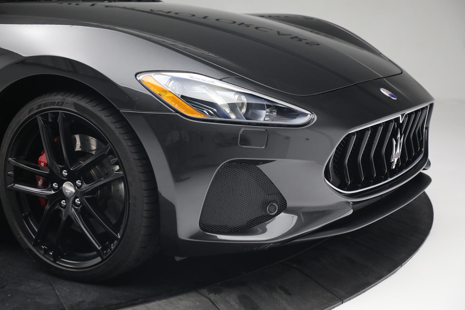 New 2019 Maserati GranTurismo Sport Convertible For Sale In Greenwich, CT. Alfa Romeo of Greenwich, M2280 3040_p36