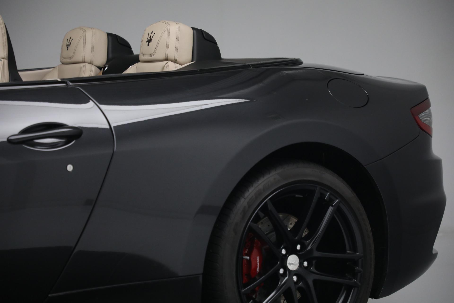 New 2019 Maserati GranTurismo Sport Convertible For Sale In Greenwich, CT. Alfa Romeo of Greenwich, M2280 3040_p39