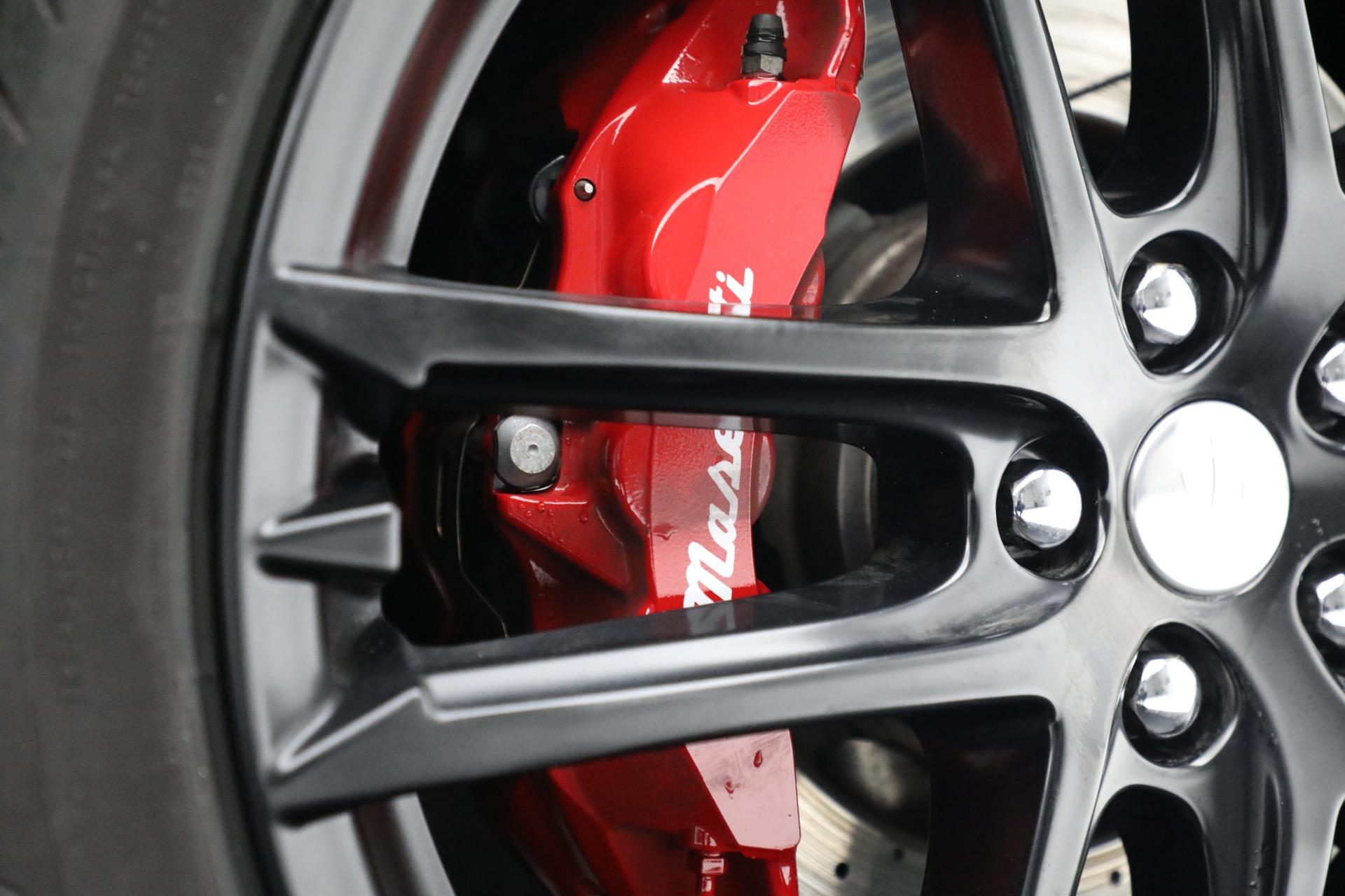 New 2019 Maserati GranTurismo Sport Convertible For Sale In Greenwich, CT. Alfa Romeo of Greenwich, M2280 3040_p41