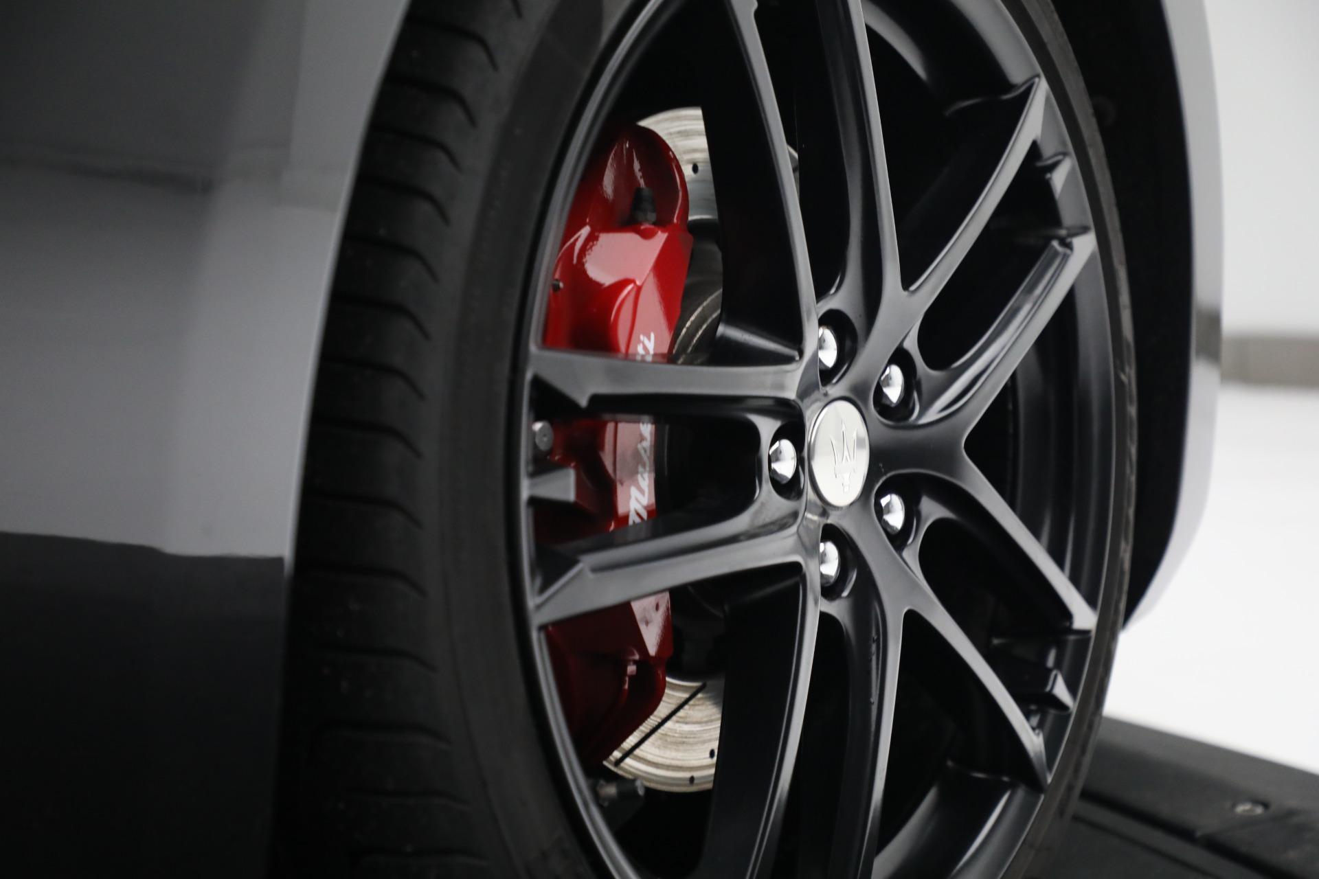 New 2019 Maserati GranTurismo Sport Convertible For Sale In Greenwich, CT. Alfa Romeo of Greenwich, M2280 3040_p42