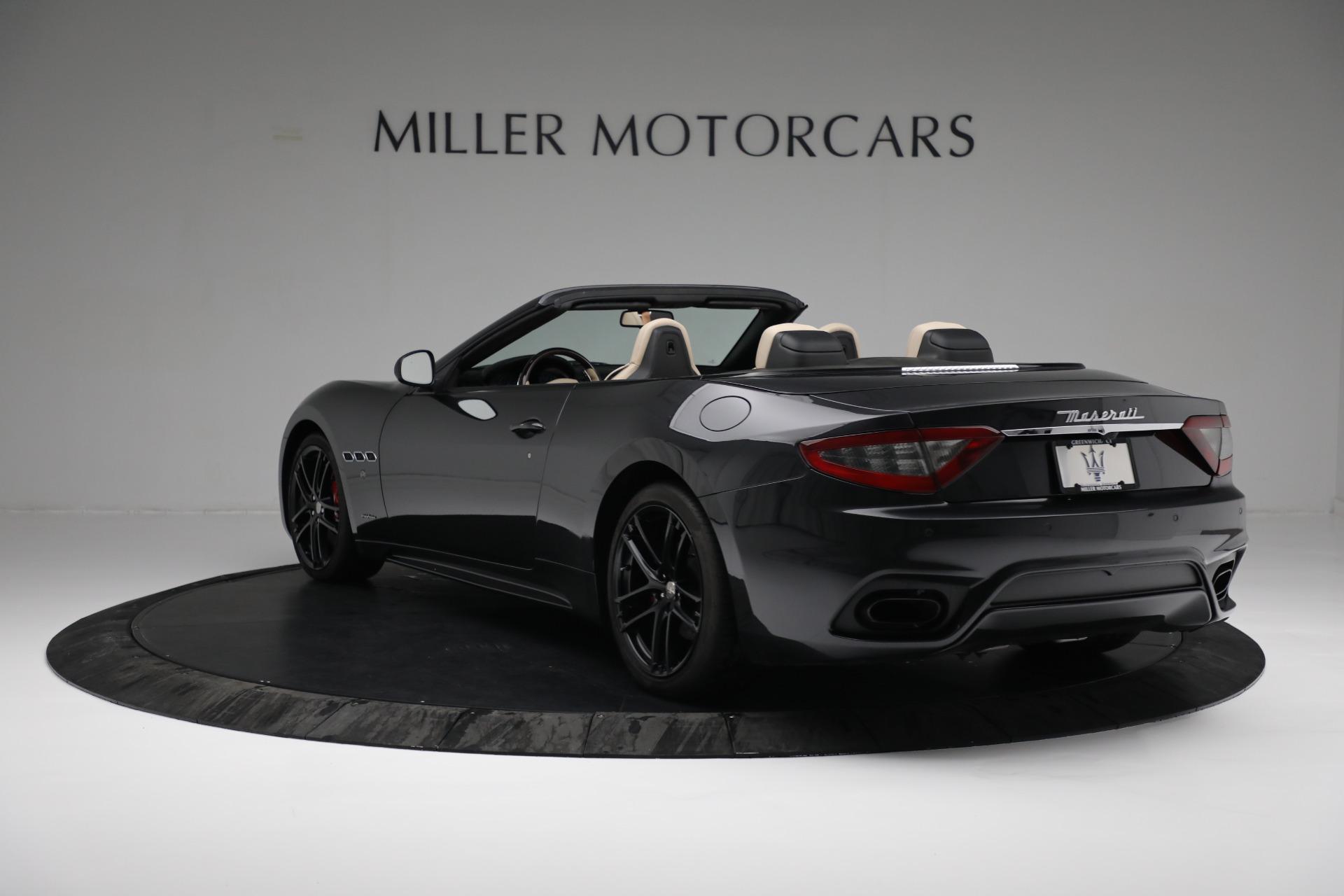 New 2019 Maserati GranTurismo Sport Convertible For Sale In Greenwich, CT. Alfa Romeo of Greenwich, M2280 3040_p5