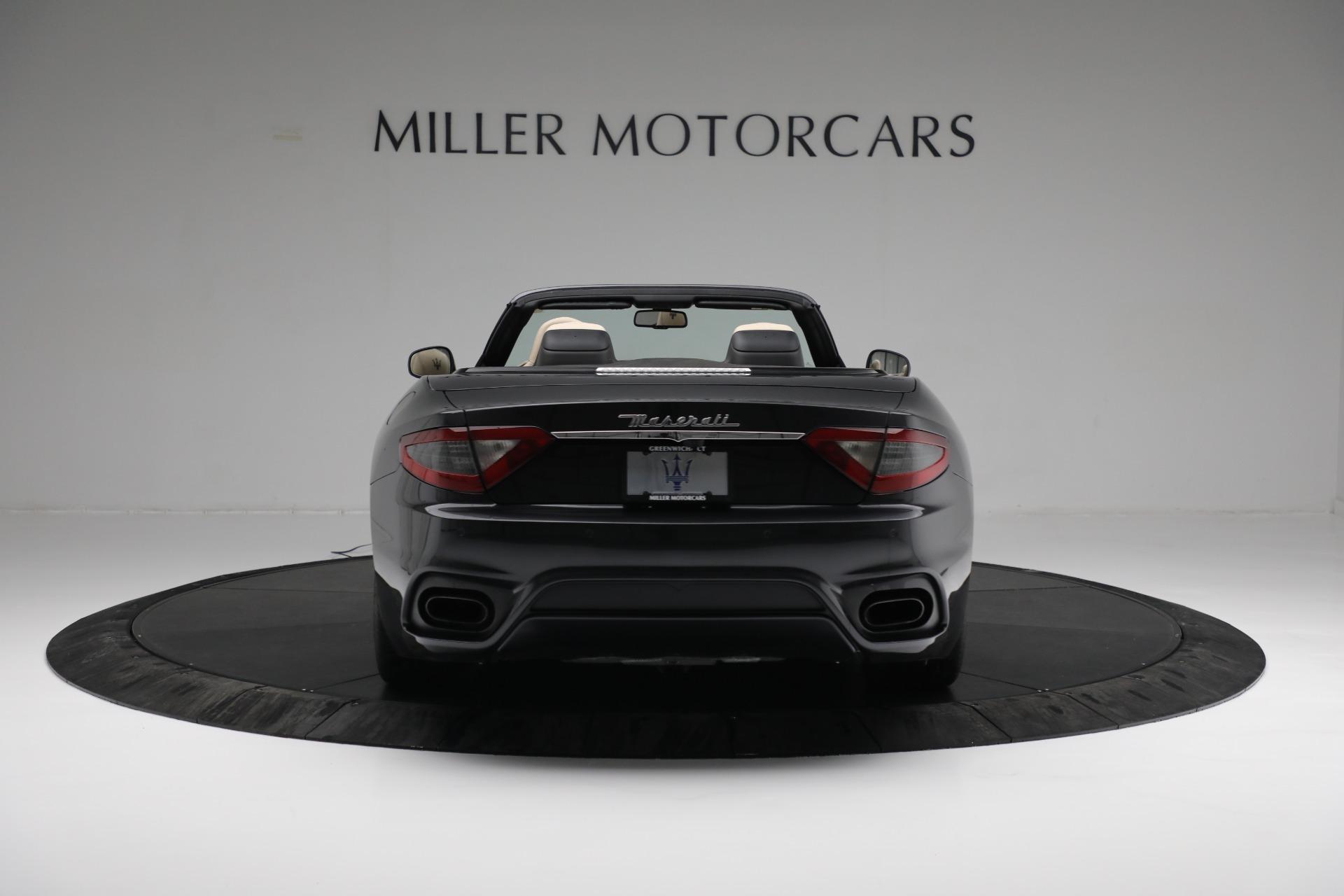 New 2019 Maserati GranTurismo Sport Convertible For Sale In Greenwich, CT. Alfa Romeo of Greenwich, M2280 3040_p6