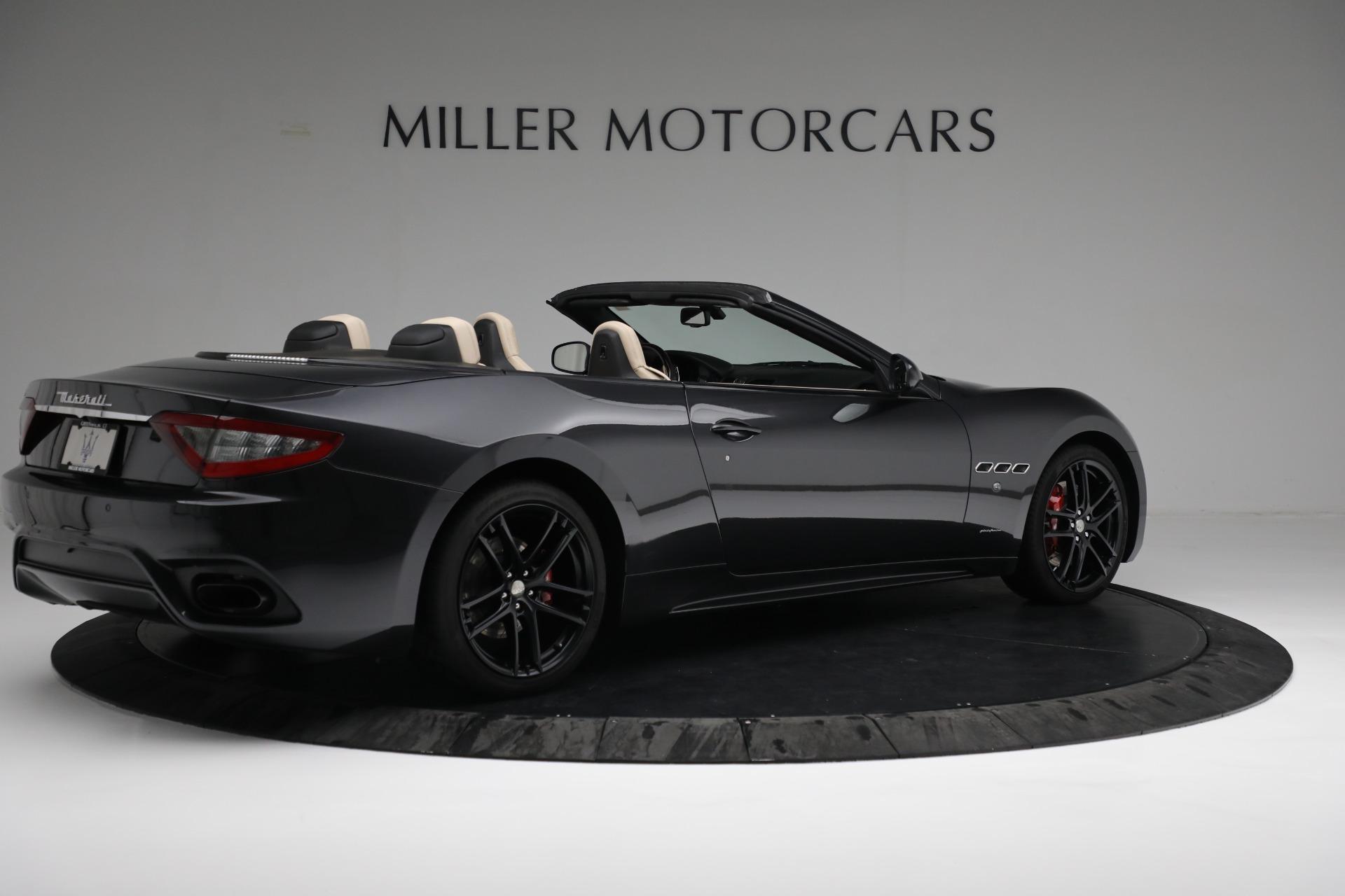 New 2019 Maserati GranTurismo Sport Convertible For Sale In Greenwich, CT. Alfa Romeo of Greenwich, M2280 3040_p8