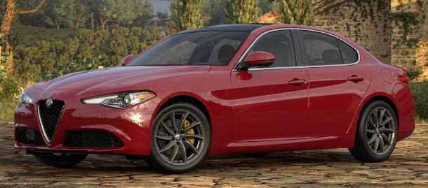 New 2019 Alfa Romeo Giulia Q4 For Sale In Greenwich, CT. Alfa Romeo of Greenwich, L587