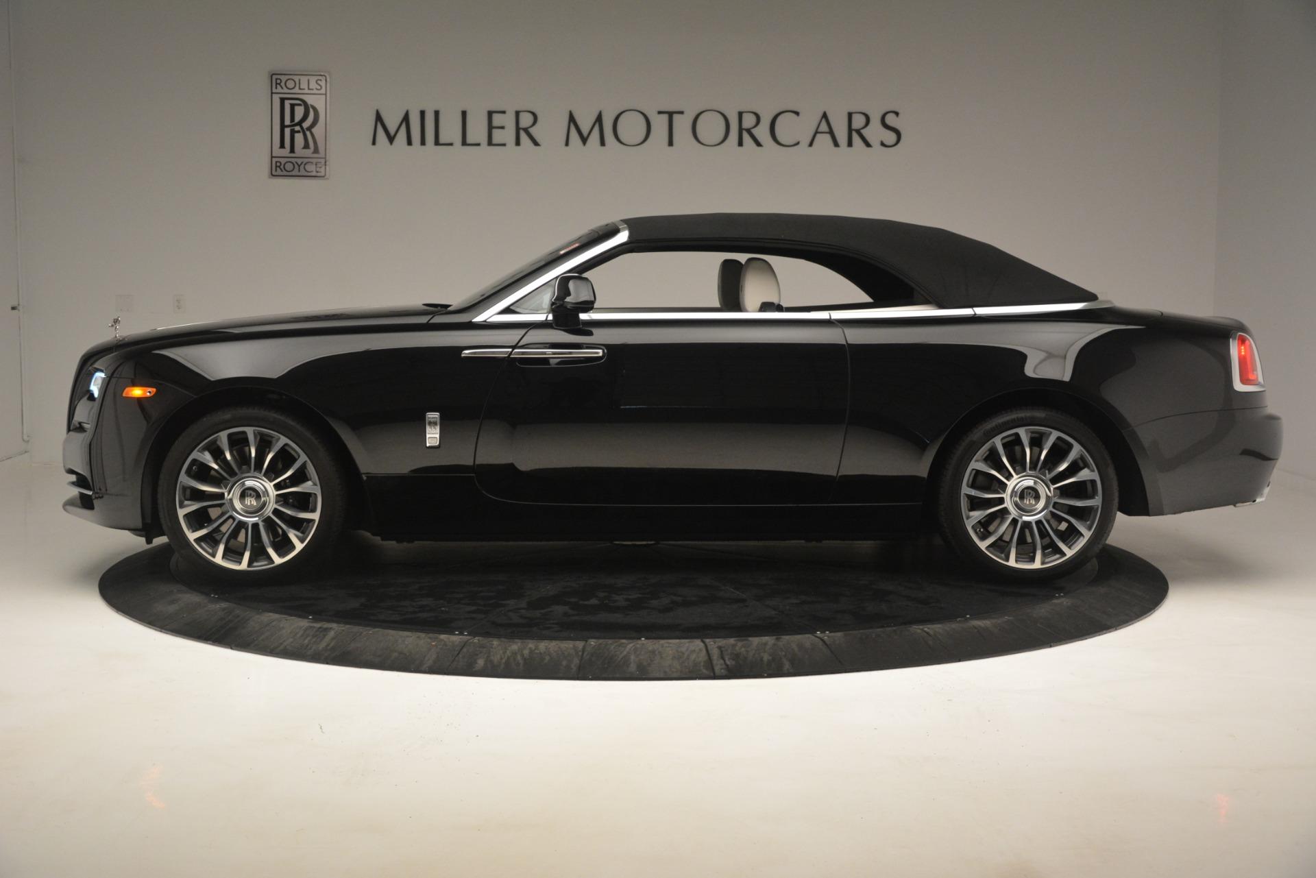 Used 2018 Rolls-Royce Dawn  For Sale In Greenwich, CT. Alfa Romeo of Greenwich, 7527 3044_p18