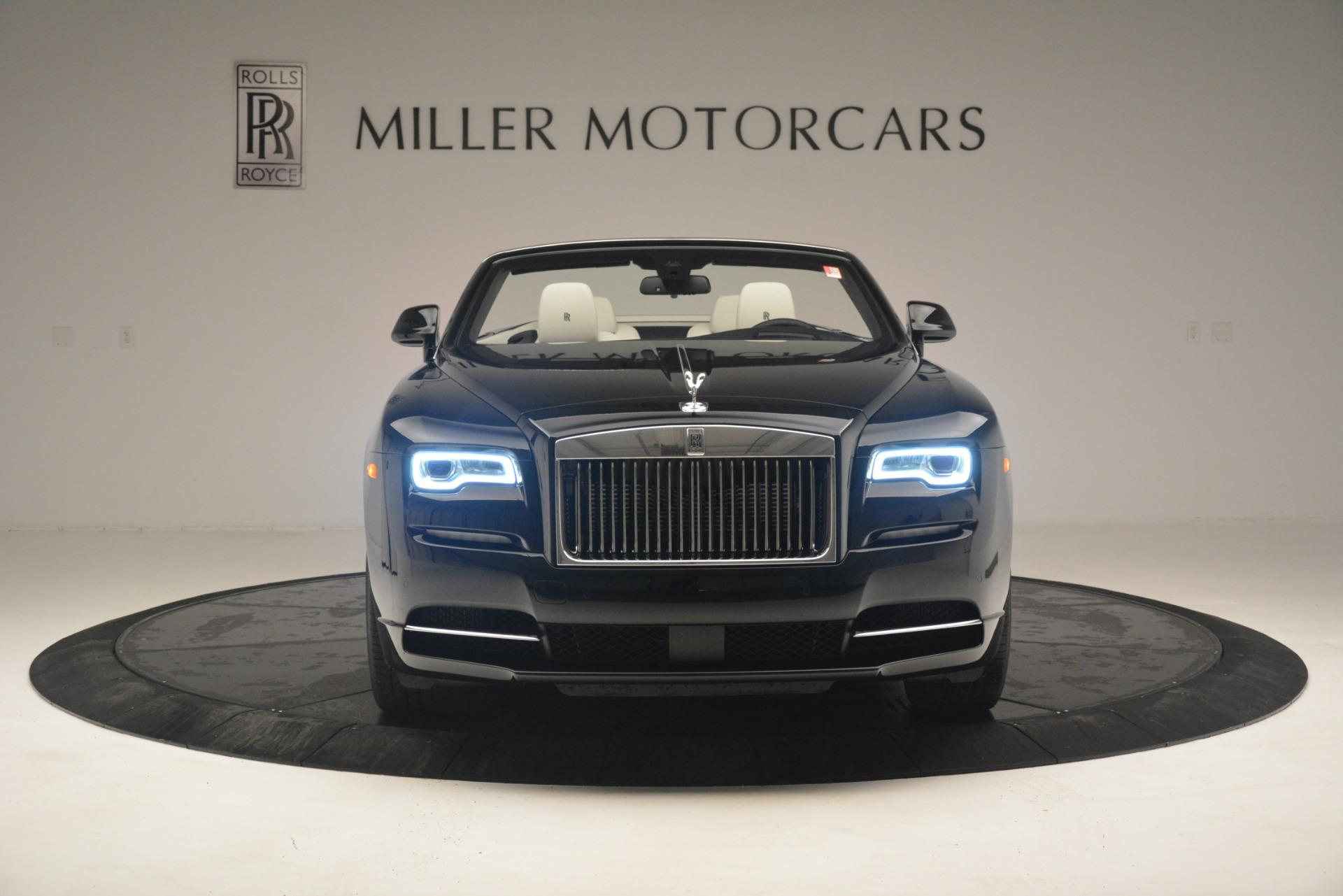 Used 2018 Rolls-Royce Dawn  For Sale In Greenwich, CT. Alfa Romeo of Greenwich, 7527 3044_p2