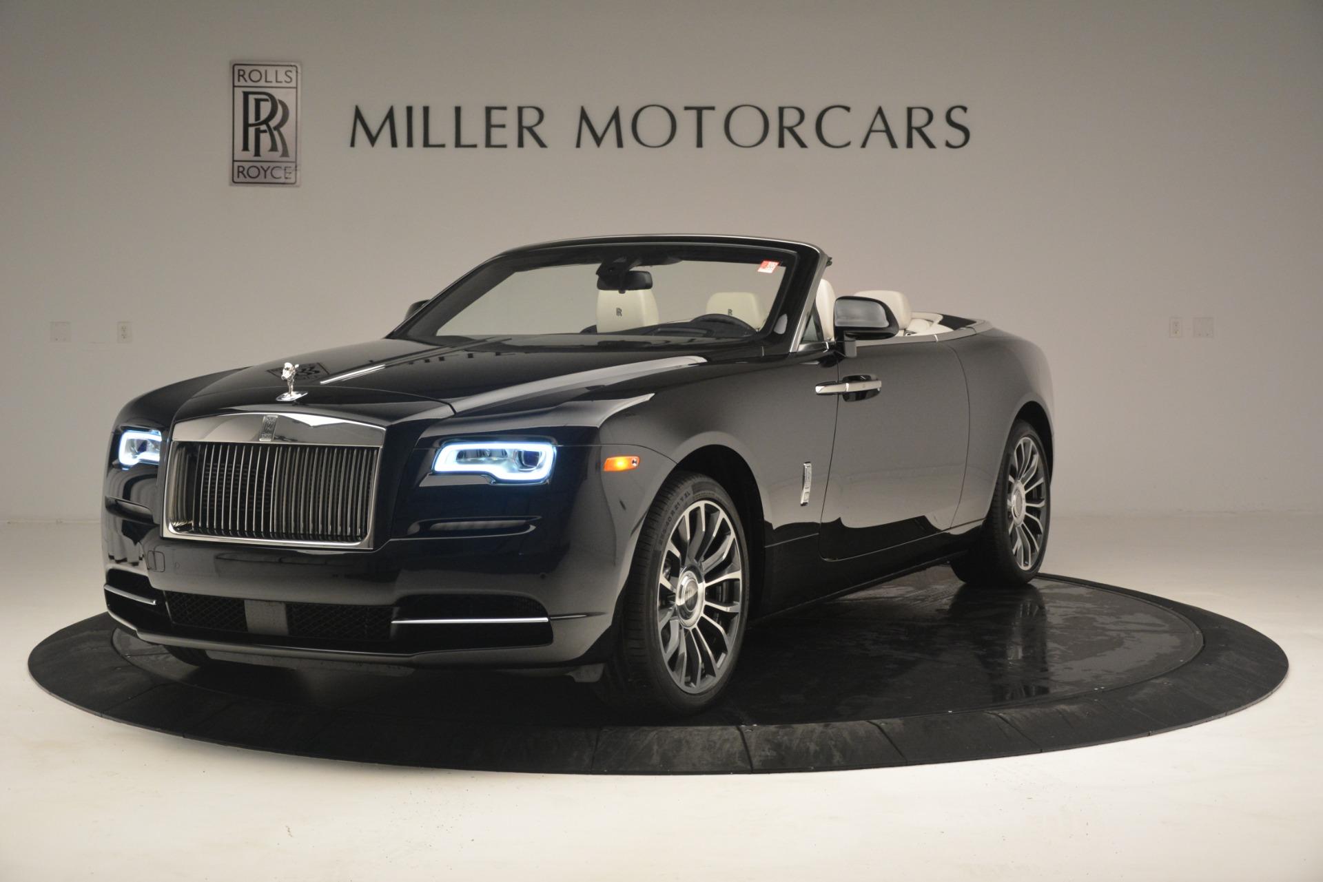 Used 2018 Rolls-Royce Dawn  For Sale In Greenwich, CT. Alfa Romeo of Greenwich, 7527 3044_p3