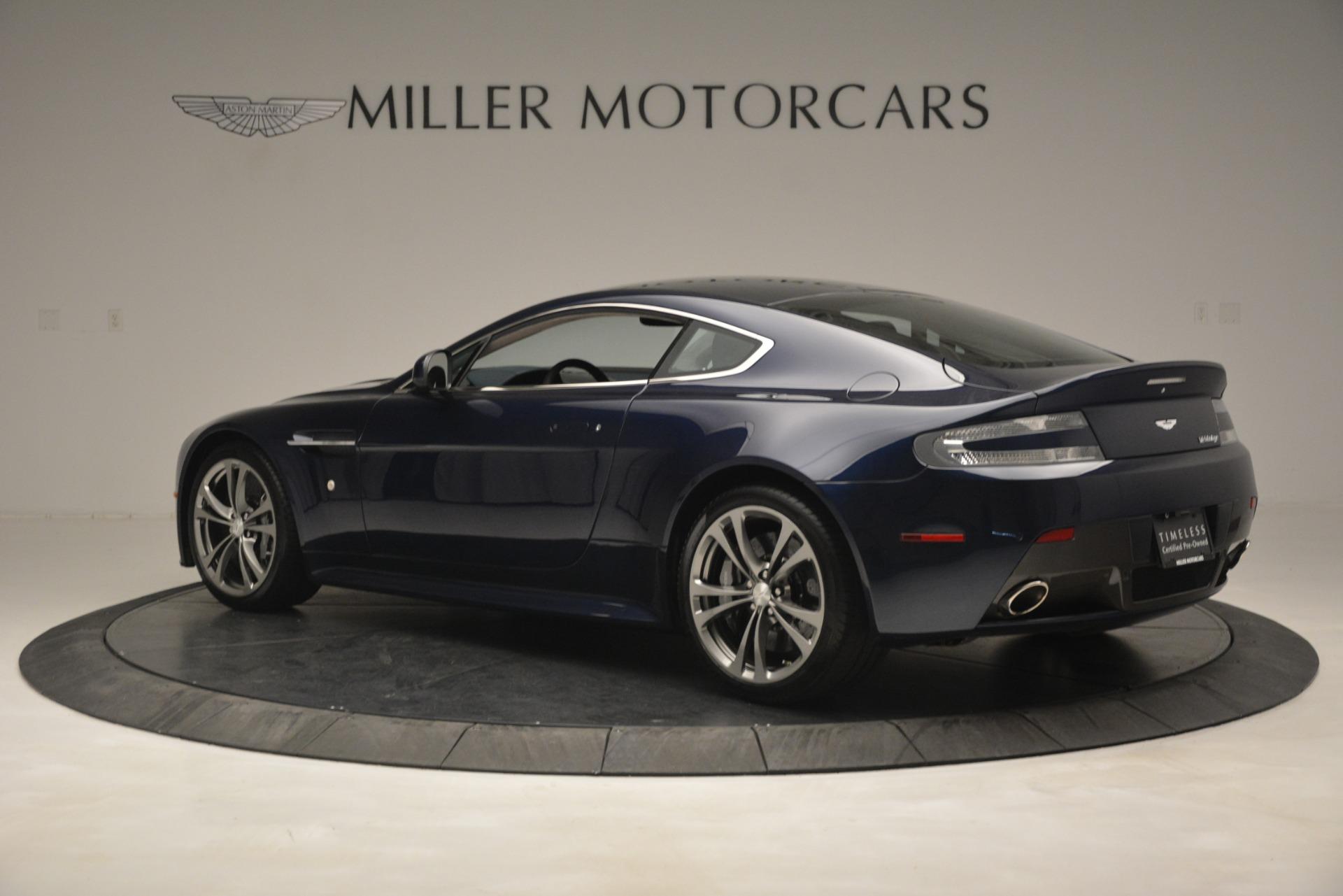 Used 2012 Aston Martin V12 Vantage  For Sale In Greenwich, CT. Alfa Romeo of Greenwich, 7524 3046_p4