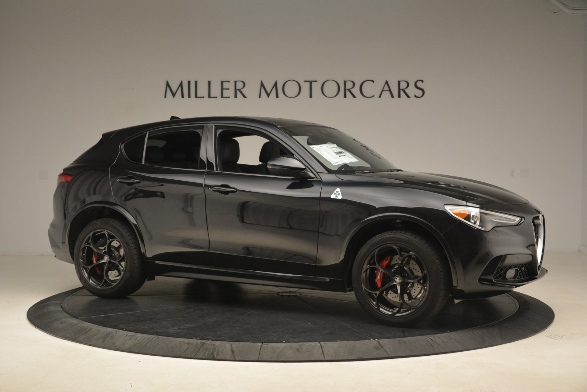 New 2019 Alfa Romeo Stelvio Quadrifoglio For Sale In Greenwich, CT. Alfa Romeo of Greenwich, L594 3049_p10