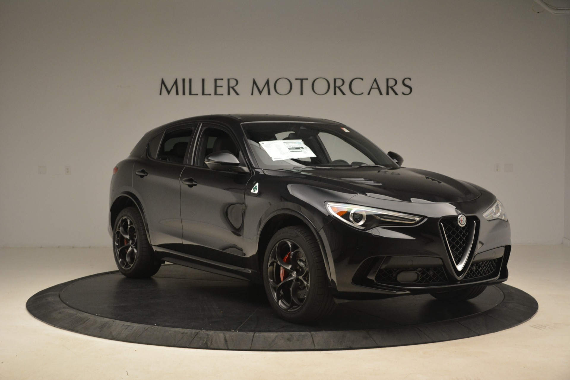 New 2019 Alfa Romeo Stelvio Quadrifoglio For Sale In Greenwich, CT. Alfa Romeo of Greenwich, L594 3049_p11
