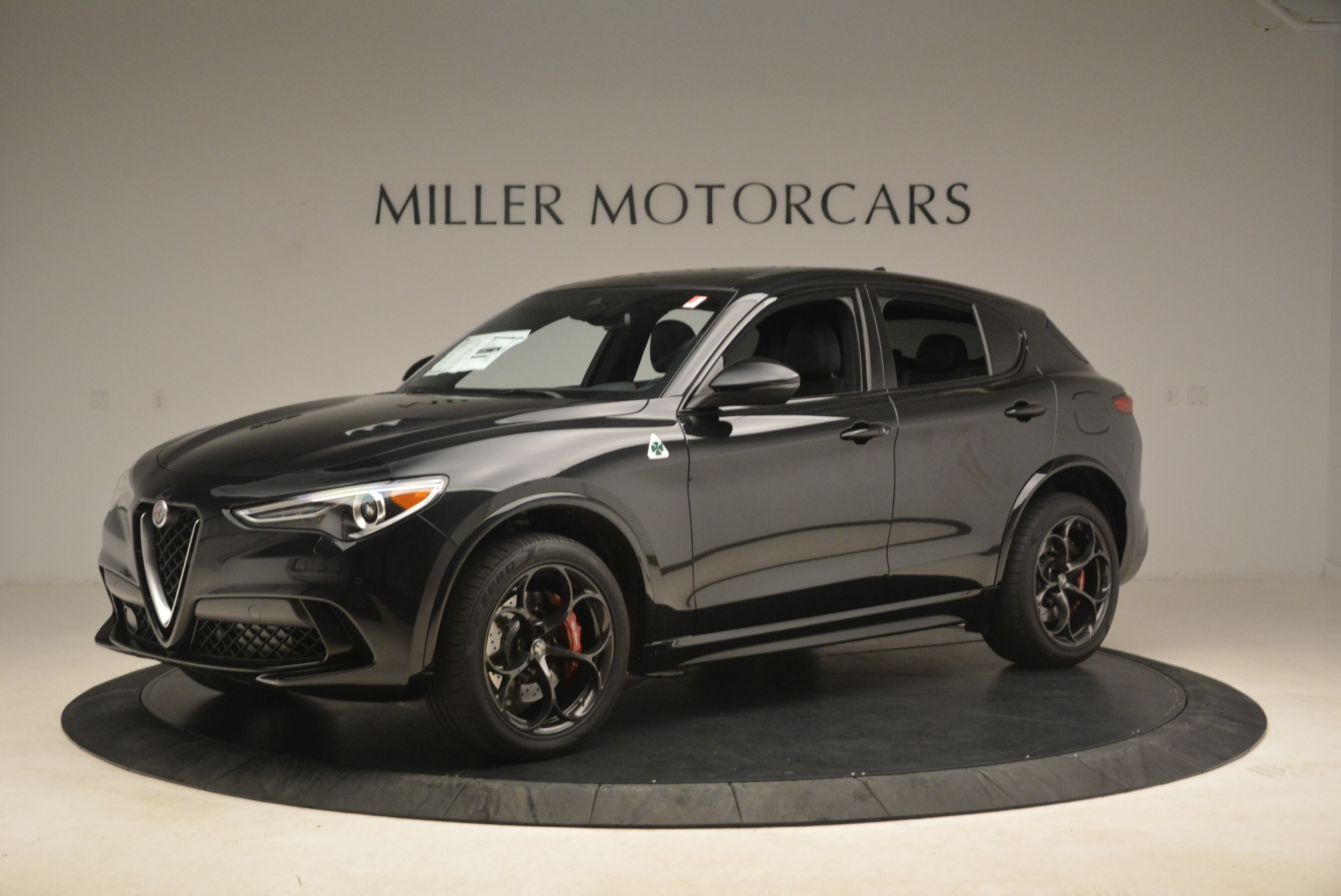 New 2019 Alfa Romeo Stelvio Quadrifoglio For Sale In Greenwich, CT. Alfa Romeo of Greenwich, L594 3049_p2