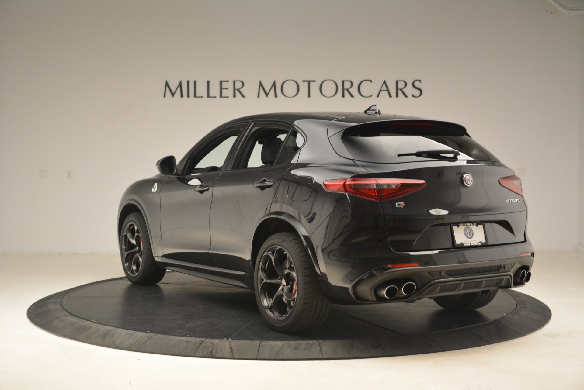 New 2019 Alfa Romeo Stelvio Quadrifoglio For Sale In Greenwich, CT. Alfa Romeo of Greenwich, L594 3049_p5