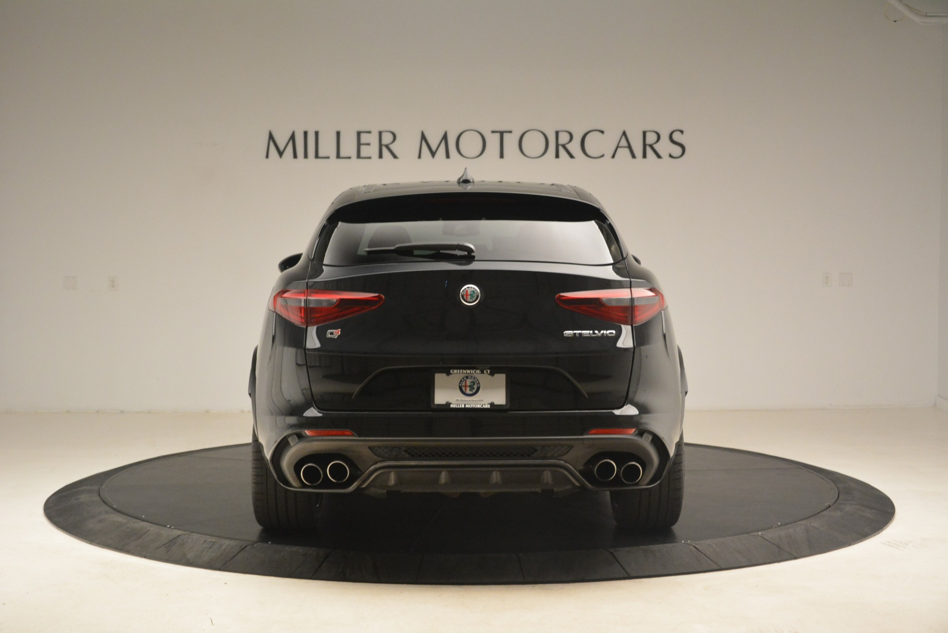 New 2019 Alfa Romeo Stelvio Quadrifoglio For Sale In Greenwich, CT. Alfa Romeo of Greenwich, L594 3049_p6