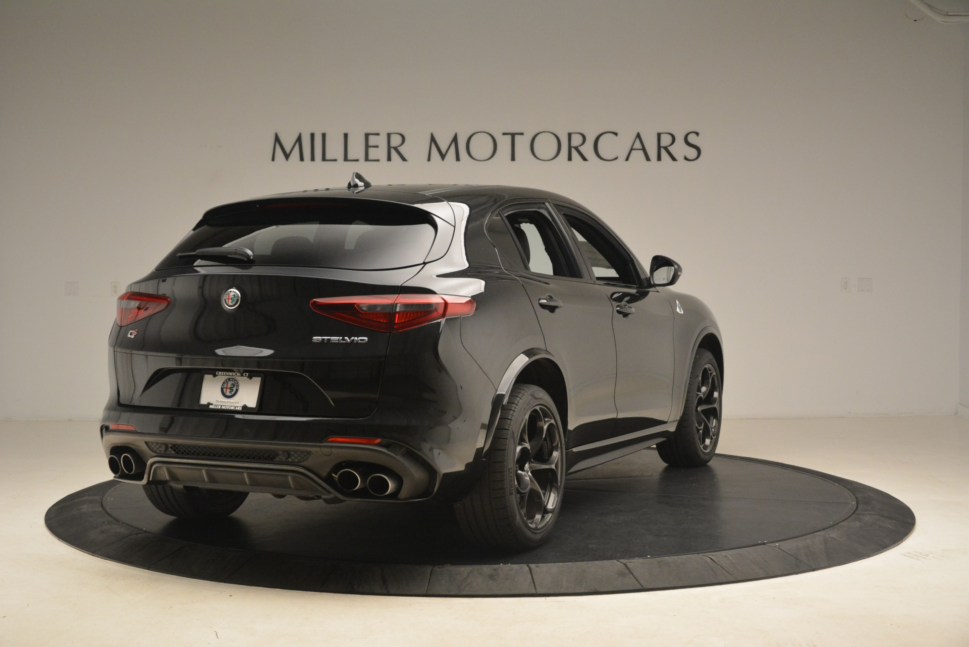 New 2019 Alfa Romeo Stelvio Quadrifoglio For Sale In Greenwich, CT. Alfa Romeo of Greenwich, L594 3049_p7