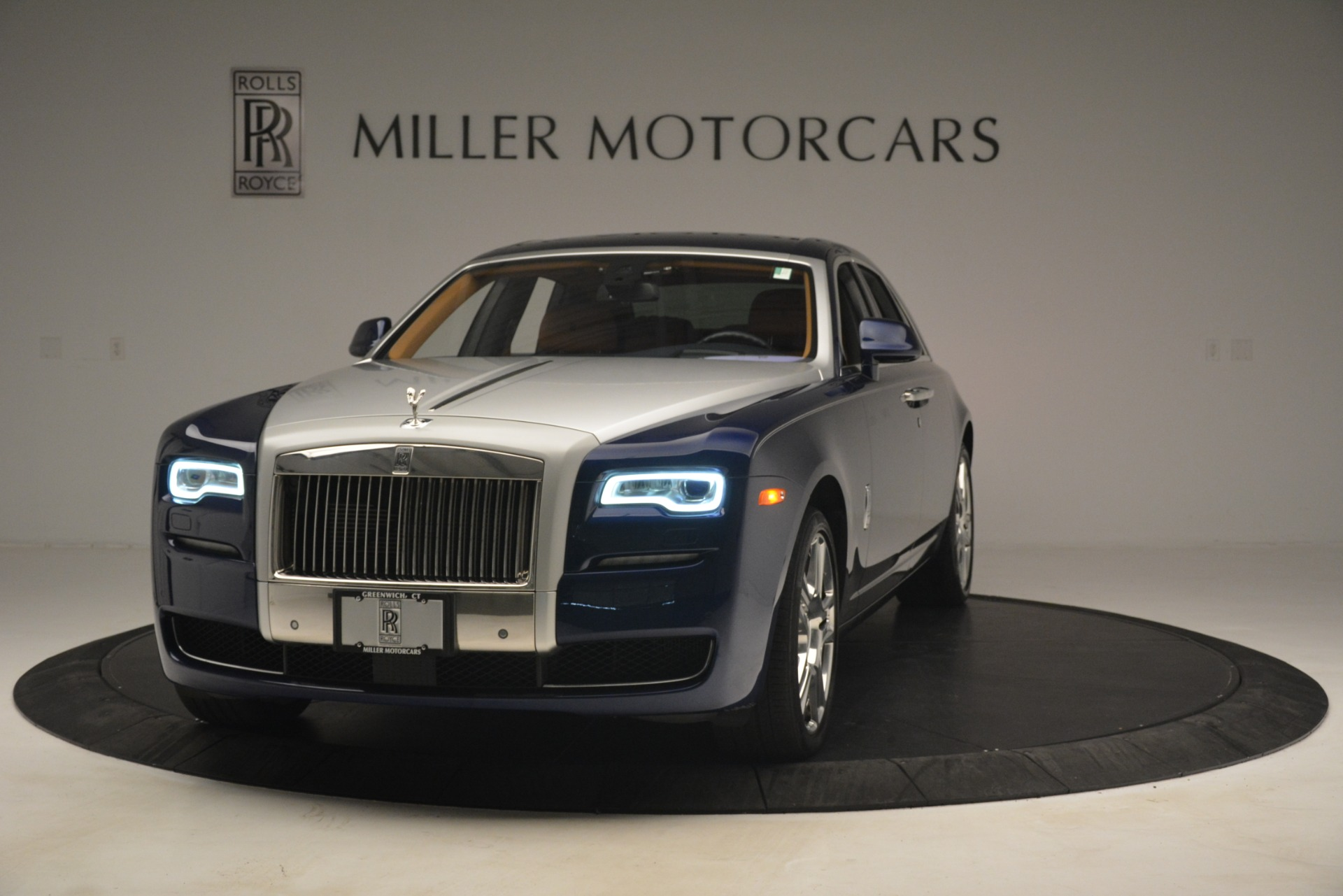 Used 2016 Rolls-Royce Ghost  For Sale In Greenwich, CT. Alfa Romeo of Greenwich, 7521 3050_main