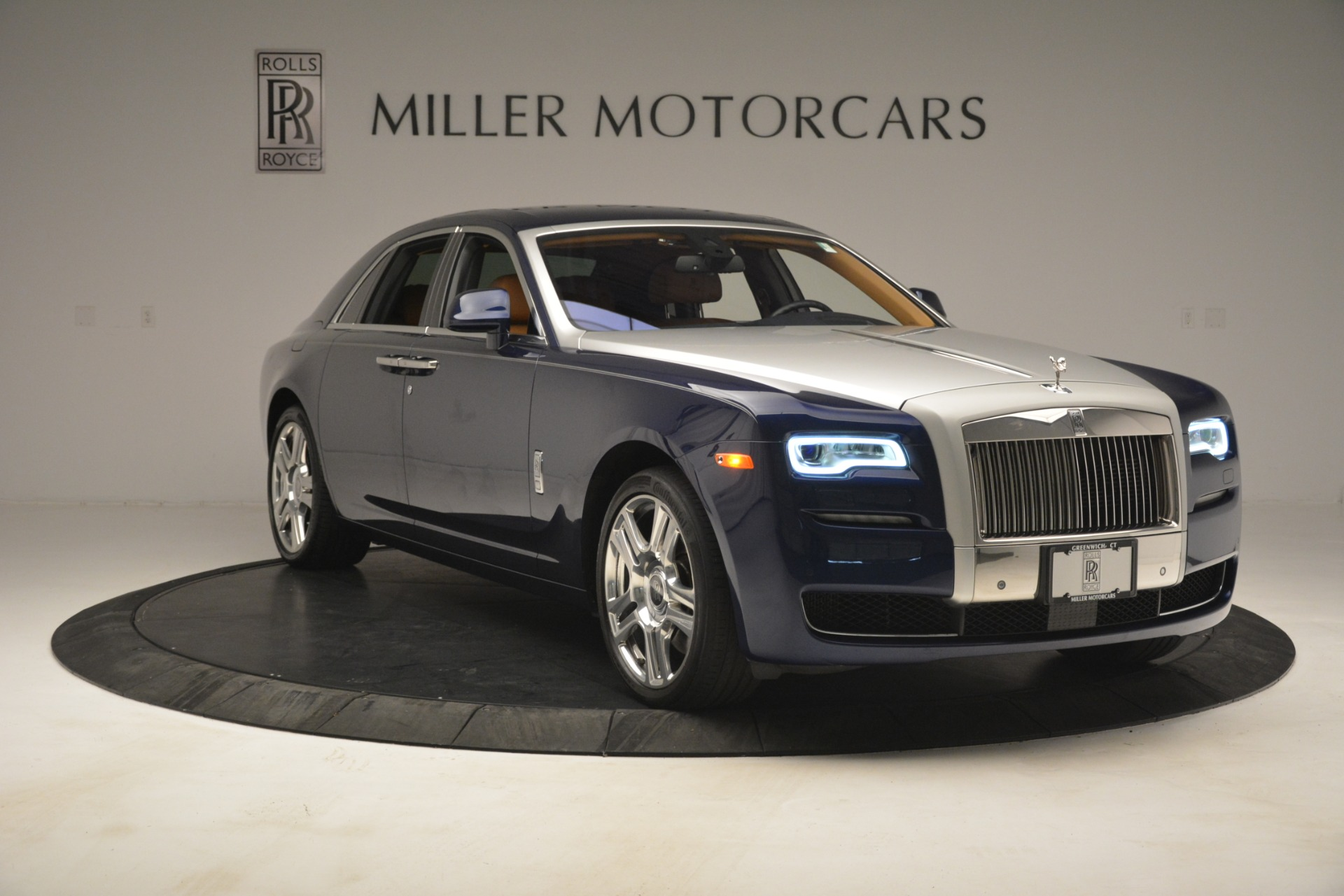 Used 2016 Rolls-Royce Ghost  For Sale In Greenwich, CT. Alfa Romeo of Greenwich, 7521 3050_p15