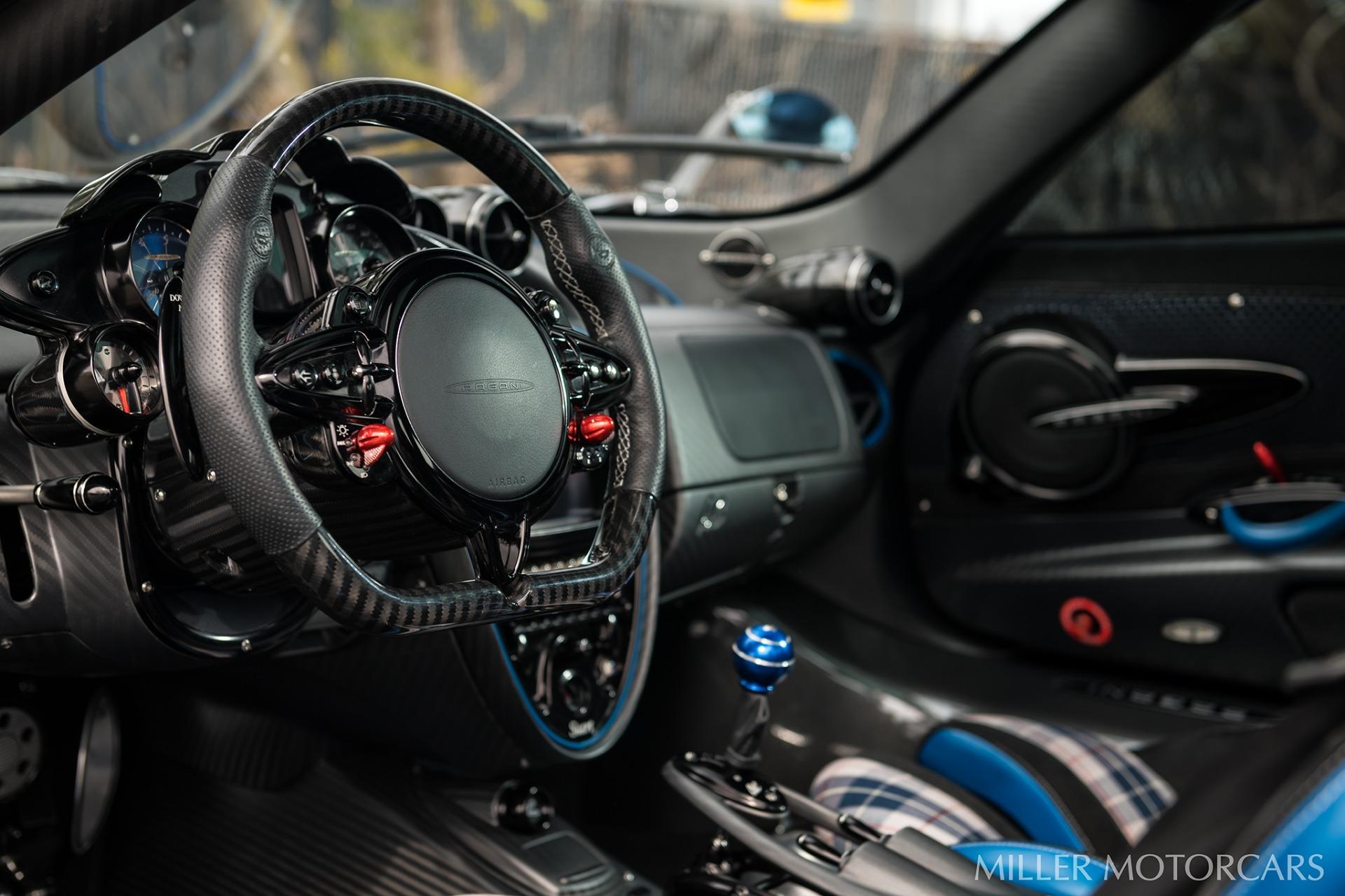 Used 2017 Pagani Huayra BC Macchina Volante For Sale In Greenwich, CT. Alfa Romeo of Greenwich, P34C 3051_p35