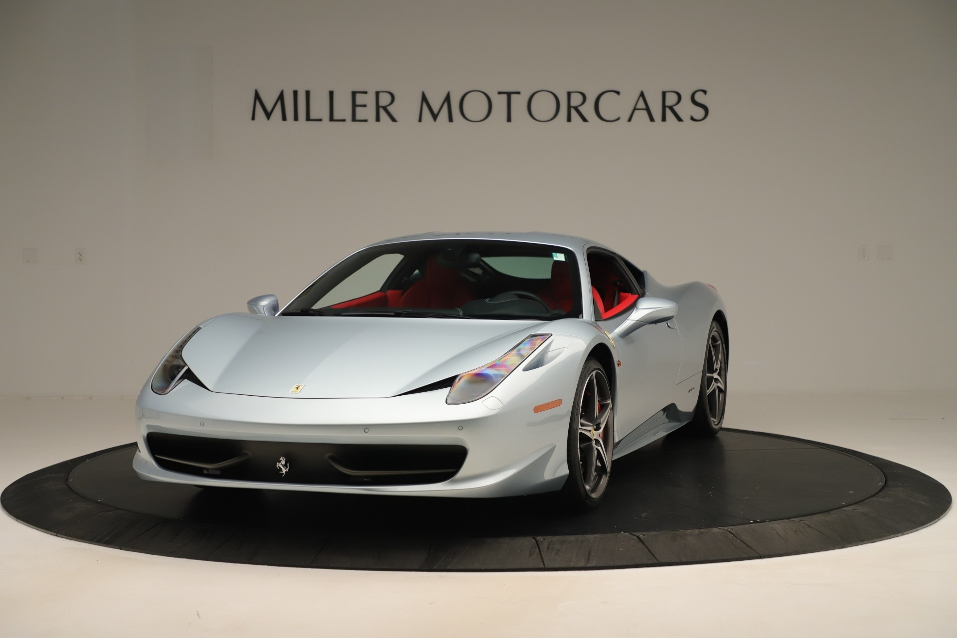 Used 2015 Ferrari 458 Italia  For Sale In Greenwich, CT. Alfa Romeo of Greenwich, 4548