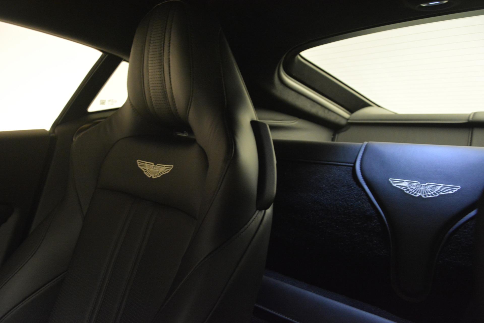 New 2019 Aston Martin Vantage Coupe For Sale In Greenwich, CT. Alfa Romeo of Greenwich, A1362 3053_p17