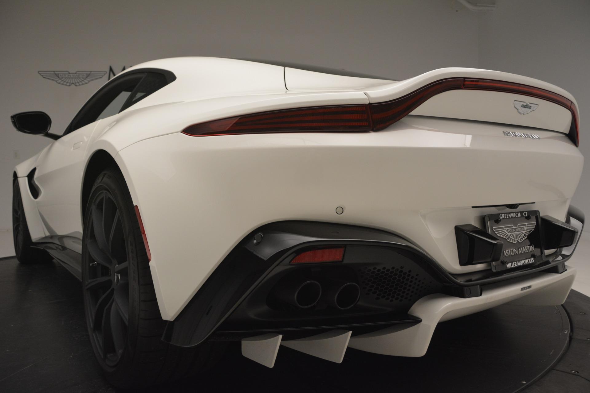 New 2019 Aston Martin Vantage Coupe For Sale In Greenwich, CT. Alfa Romeo of Greenwich, A1362 3053_p21
