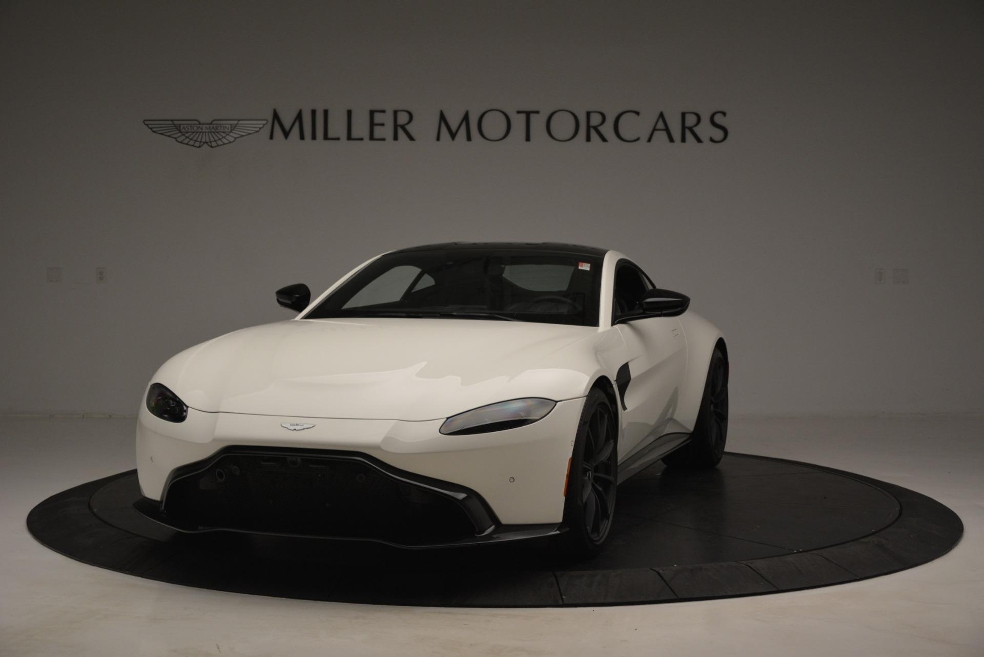 New 2019 Aston Martin Vantage Coupe For Sale In Greenwich, CT. Alfa Romeo of Greenwich, A1362 3053_p2