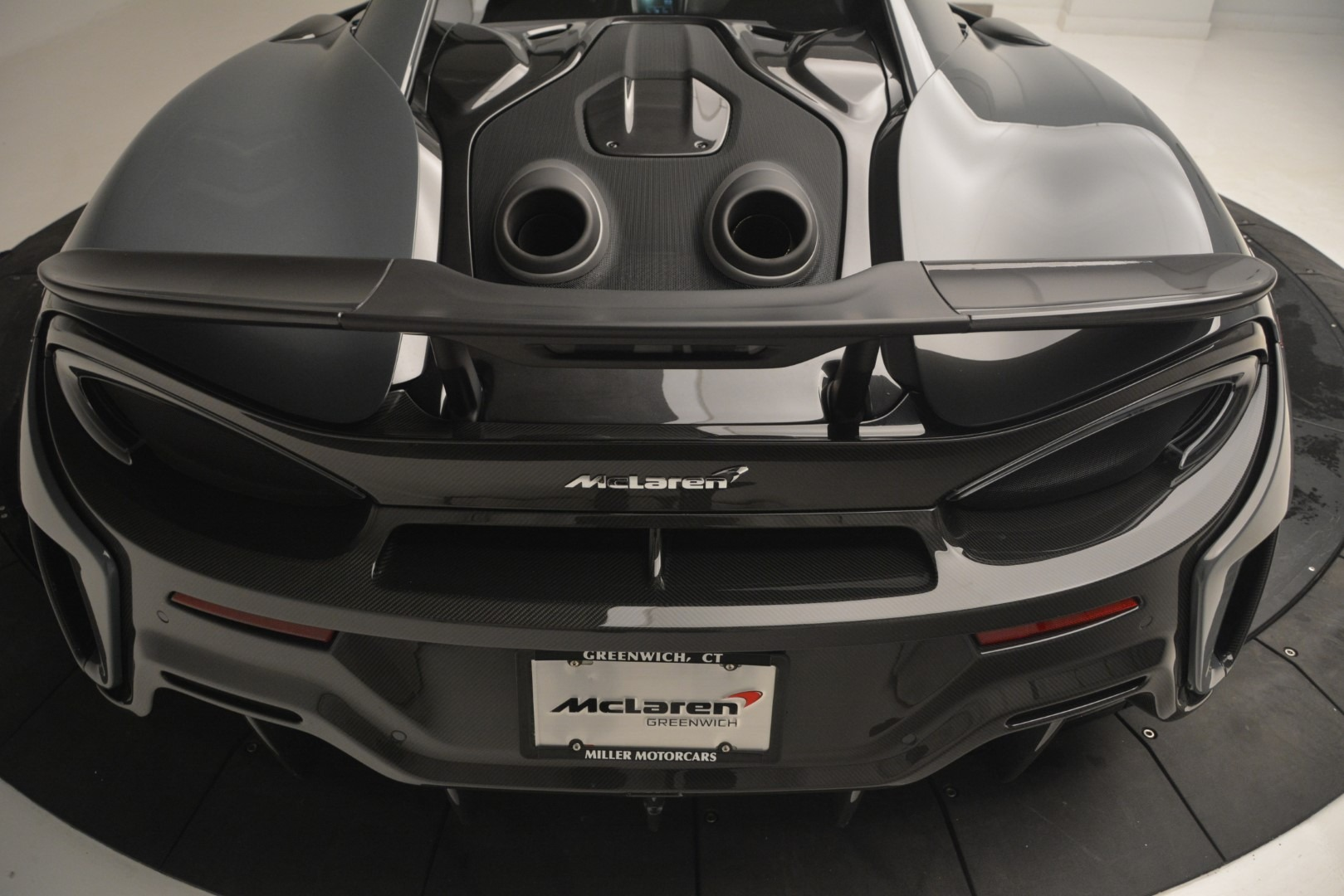 New 2019 McLaren 600LT Coupe For Sale In Greenwich, CT. Alfa Romeo of Greenwich, MC413 3055_p26