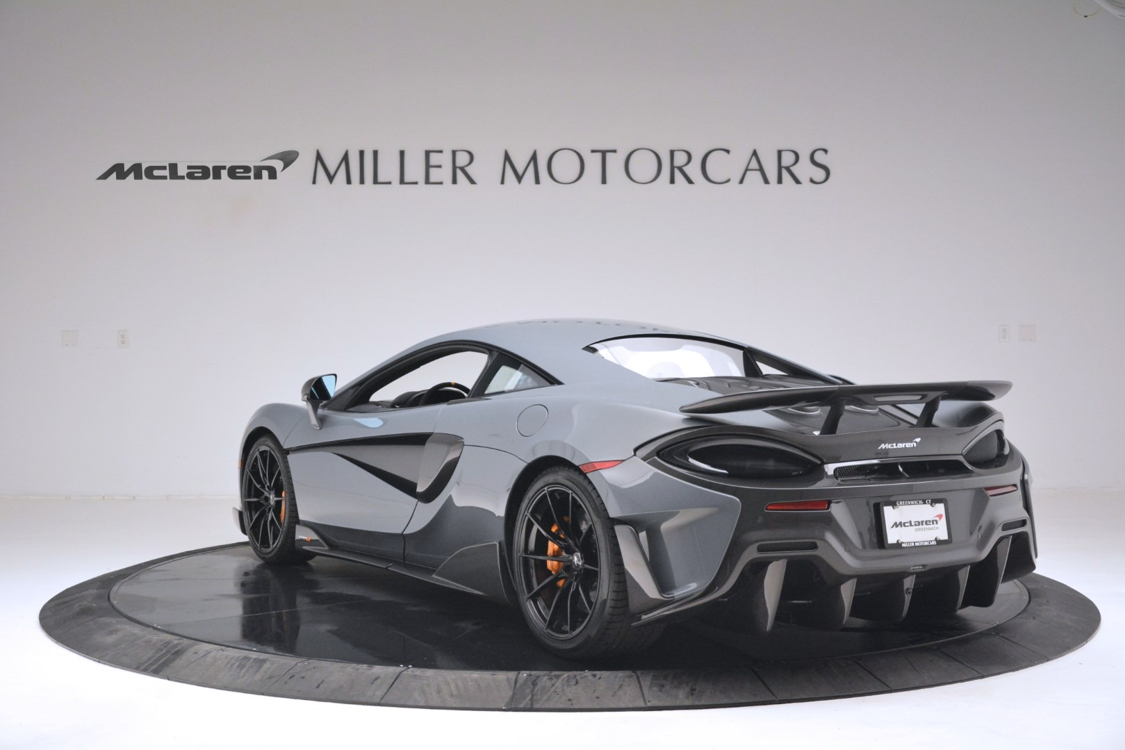 New 2019 McLaren 600LT Coupe For Sale In Greenwich, CT. Alfa Romeo of Greenwich, MC413 3055_p5