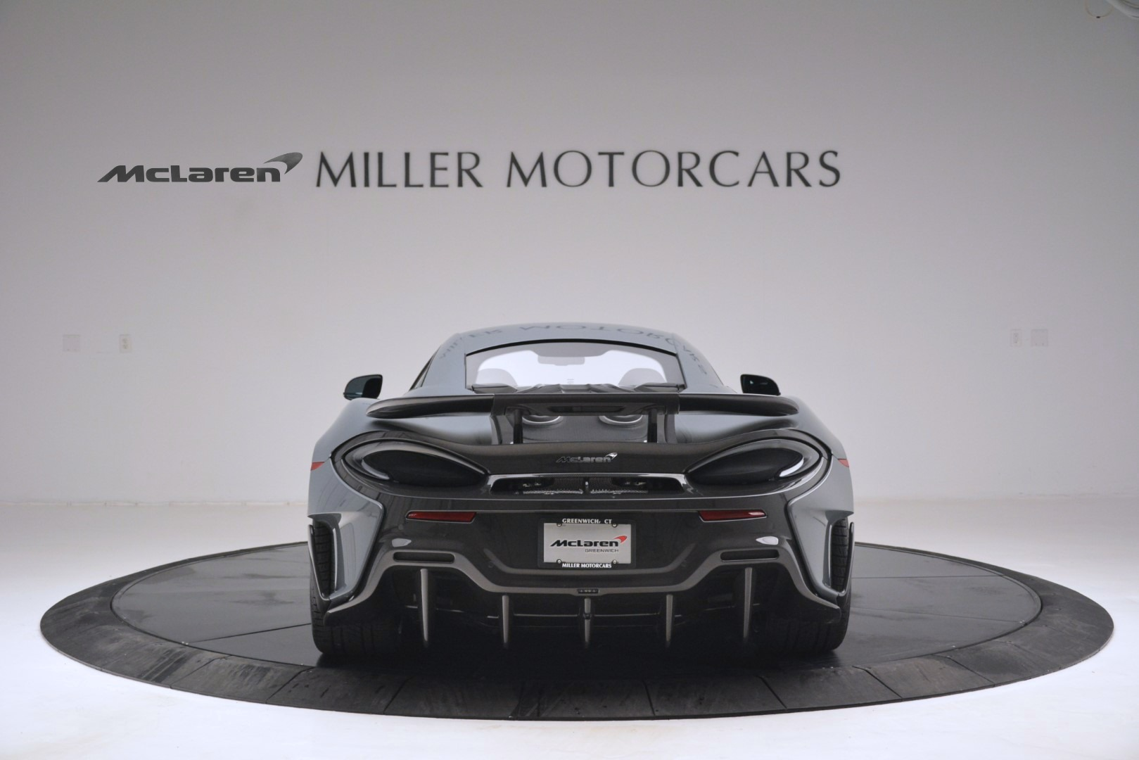 New 2019 McLaren 600LT Coupe For Sale In Greenwich, CT. Alfa Romeo of Greenwich, MC413 3055_p6