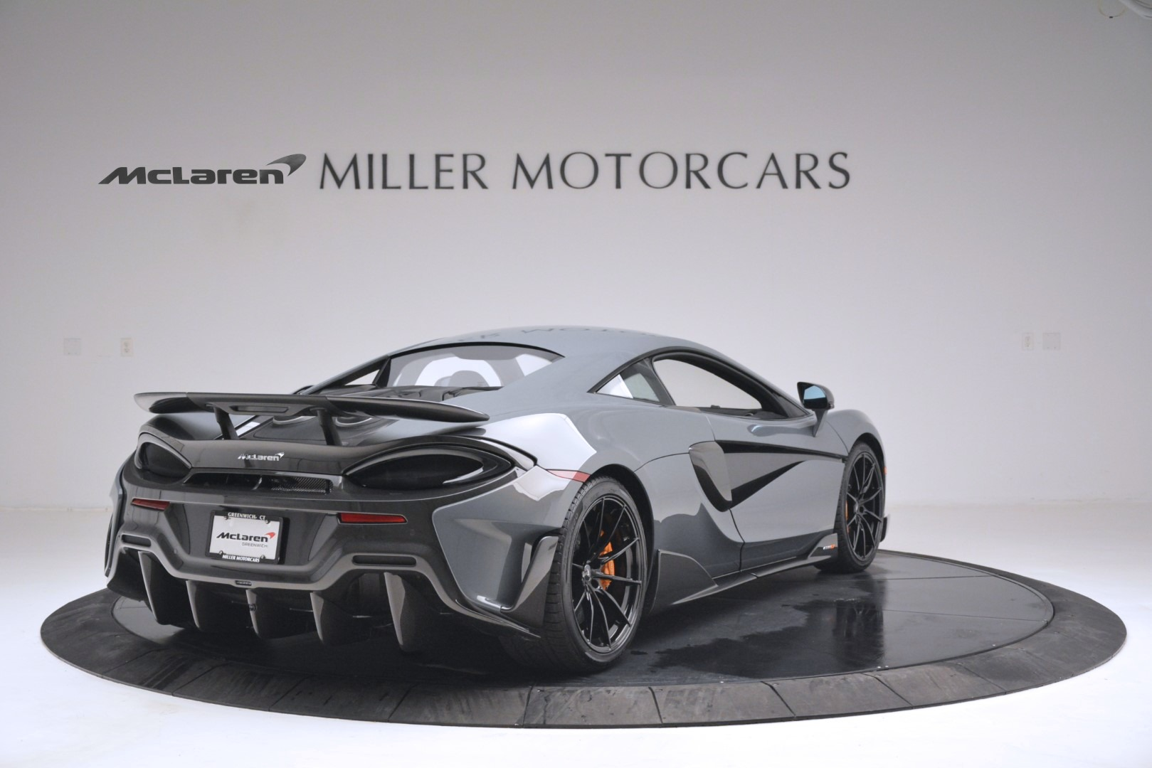 New 2019 McLaren 600LT Coupe For Sale In Greenwich, CT. Alfa Romeo of Greenwich, MC413 3055_p7
