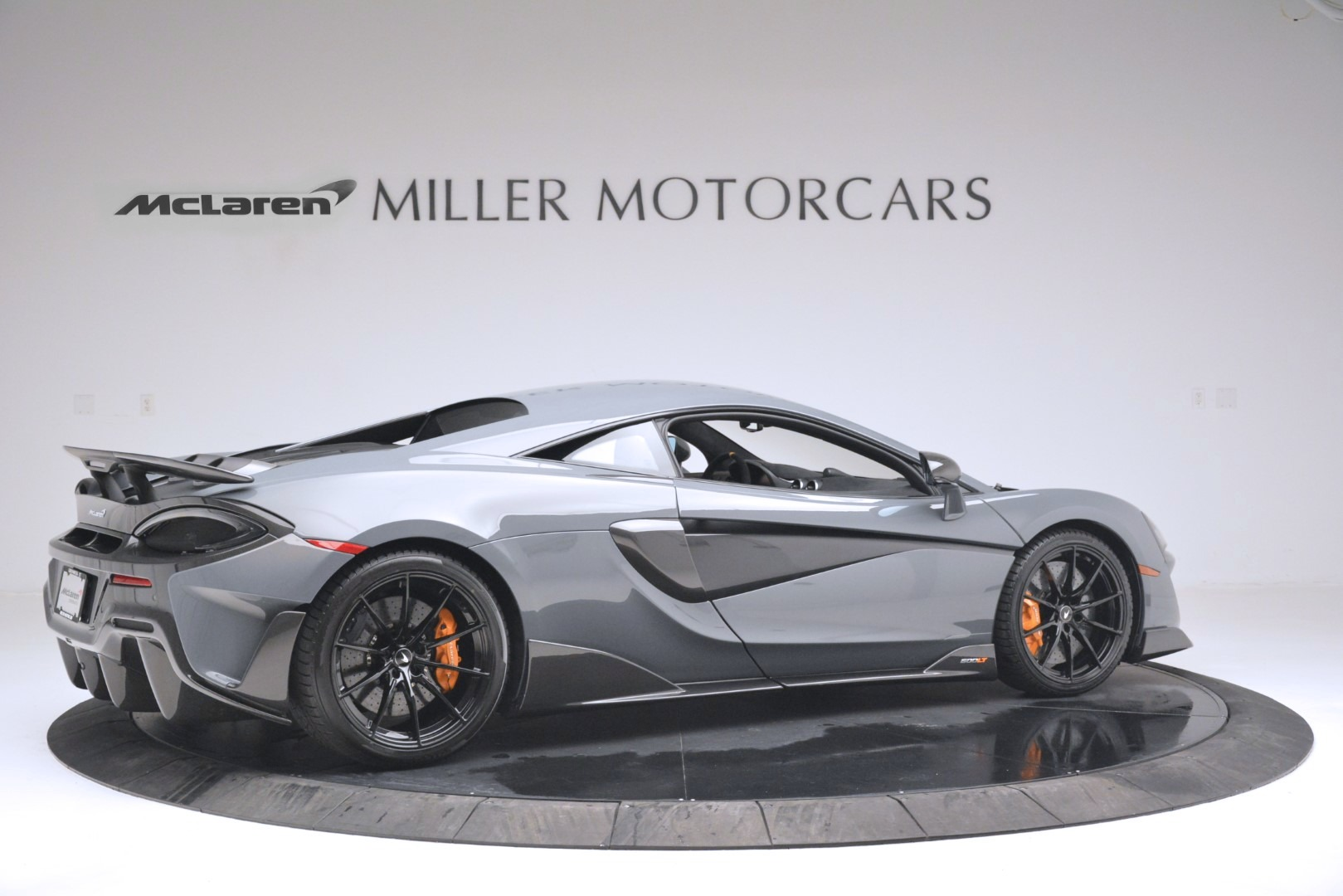 New 2019 McLaren 600LT Coupe For Sale In Greenwich, CT. Alfa Romeo of Greenwich, MC413 3055_p8