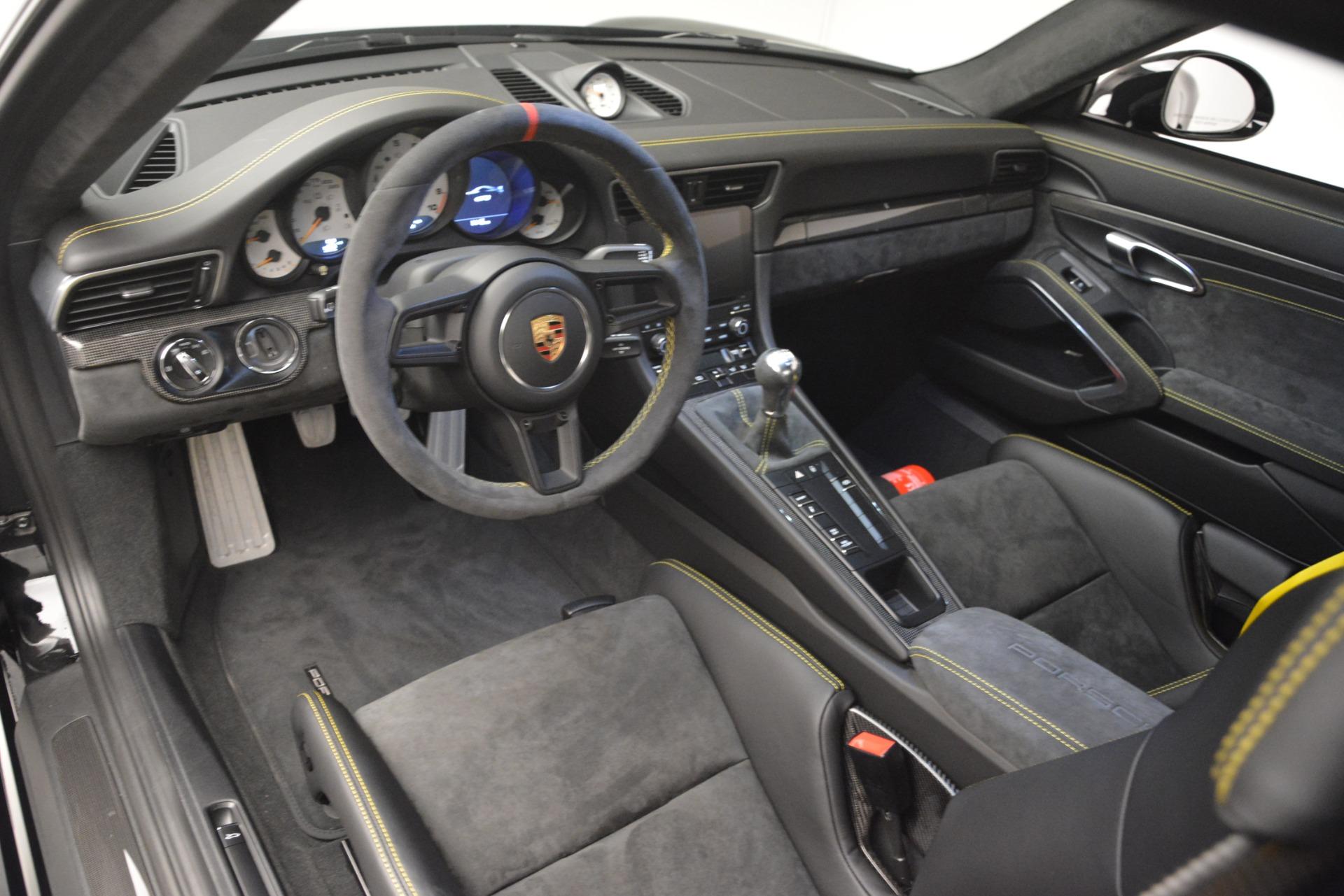 Used 2018 Porsche 911 GT3 For Sale In Greenwich, CT. Alfa Romeo of Greenwich, 7530 3056_p13