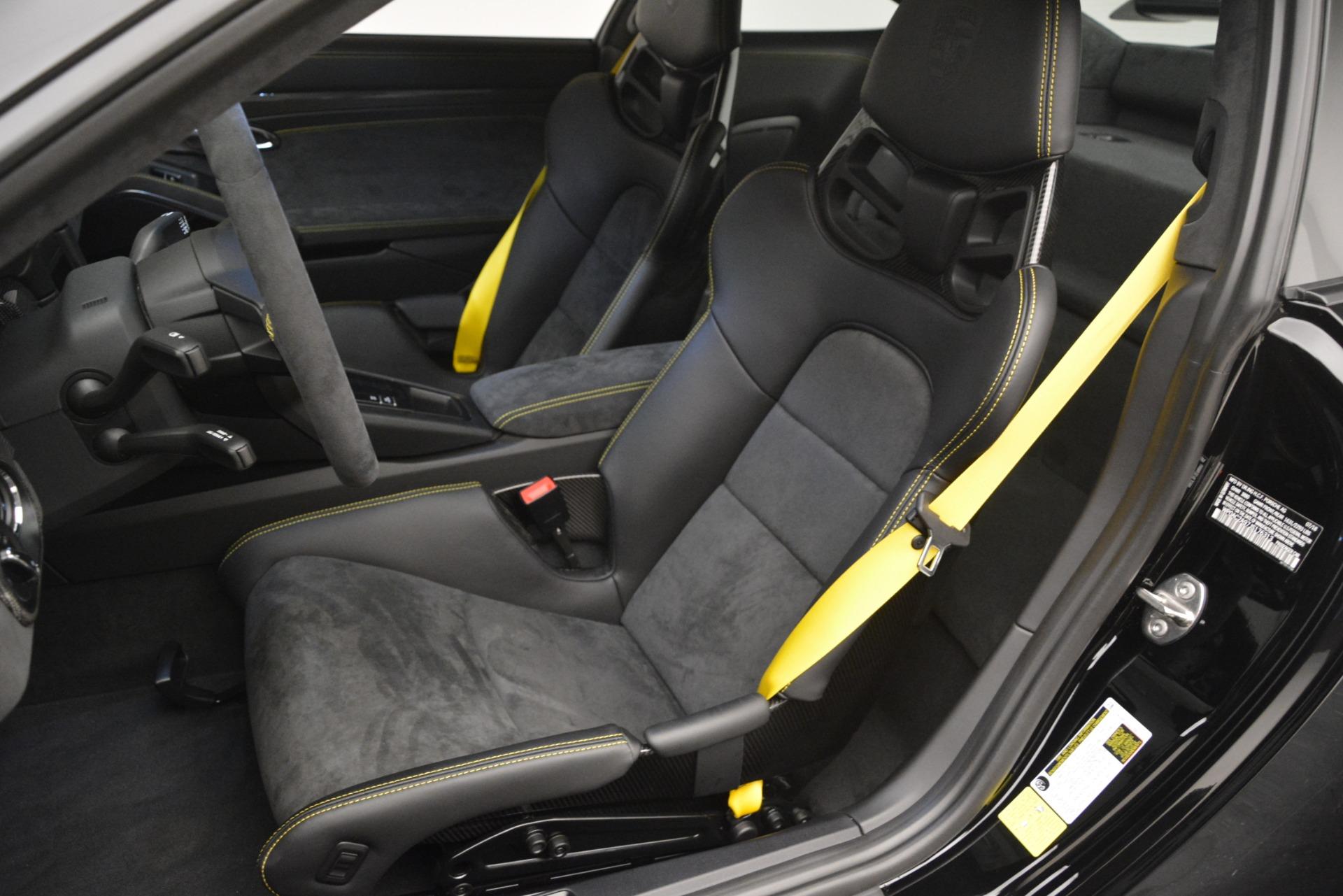 Used 2018 Porsche 911 GT3 For Sale In Greenwich, CT. Alfa Romeo of Greenwich, 7530 3056_p15