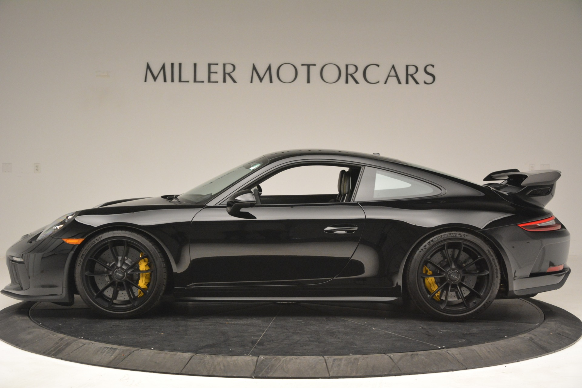 Used 2018 Porsche 911 GT3 For Sale $189900 In Greenwich, CT 3056_p2