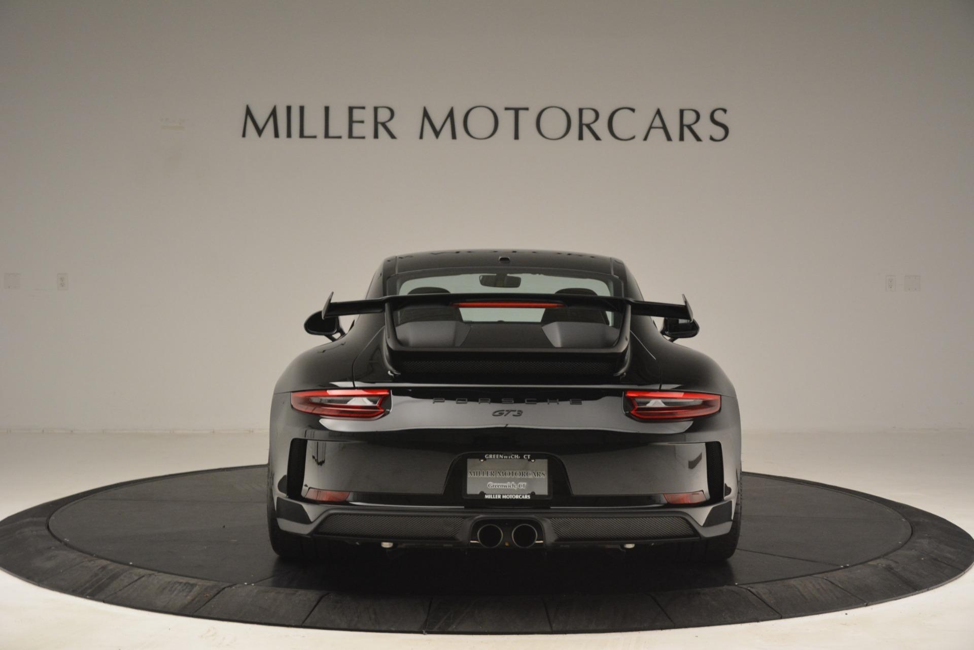 Used 2018 Porsche 911 GT3 For Sale In Greenwich, CT. Alfa Romeo of Greenwich, 7530 3056_p5