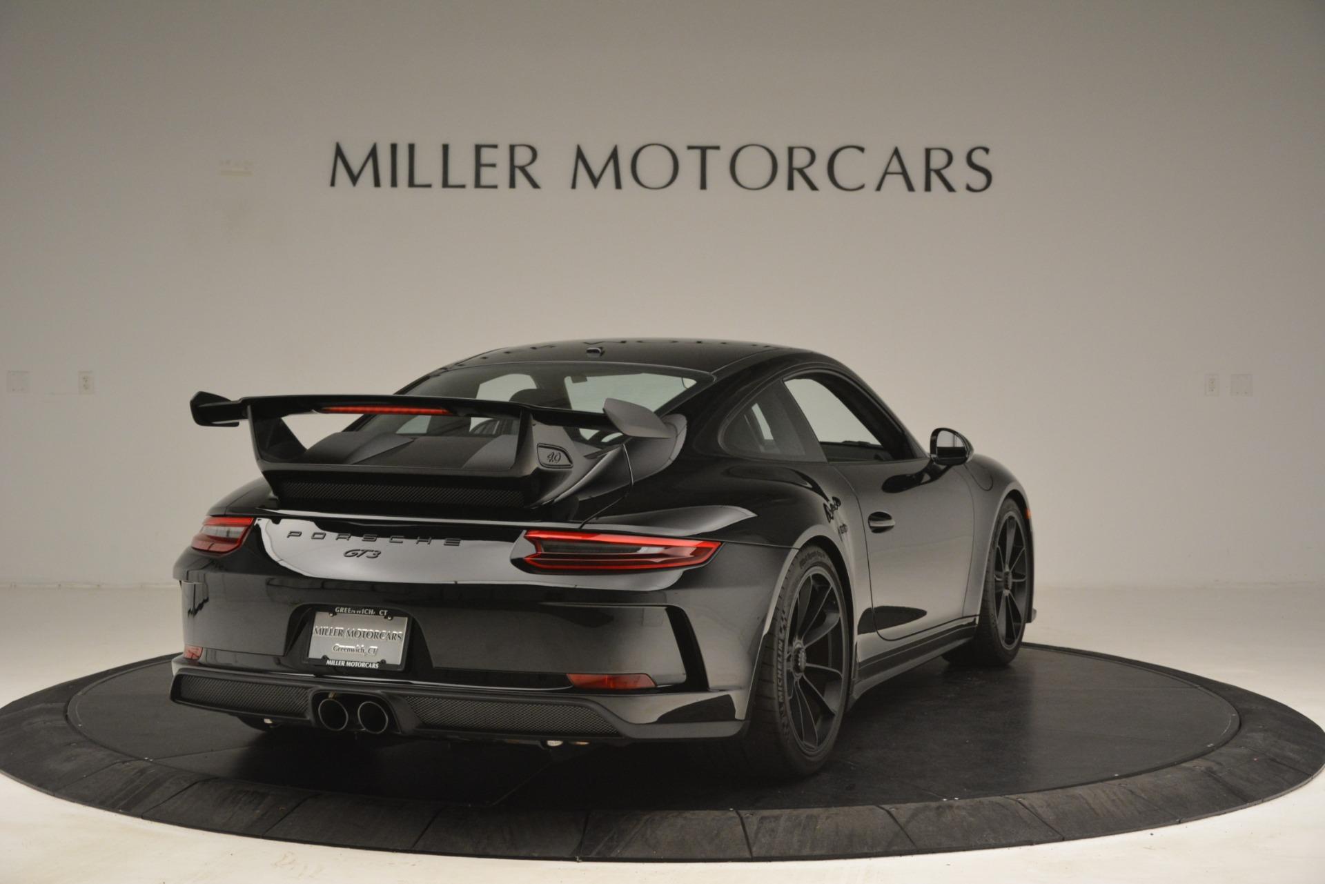 Used 2018 Porsche 911 GT3 For Sale In Greenwich, CT. Alfa Romeo of Greenwich, 7530 3056_p7